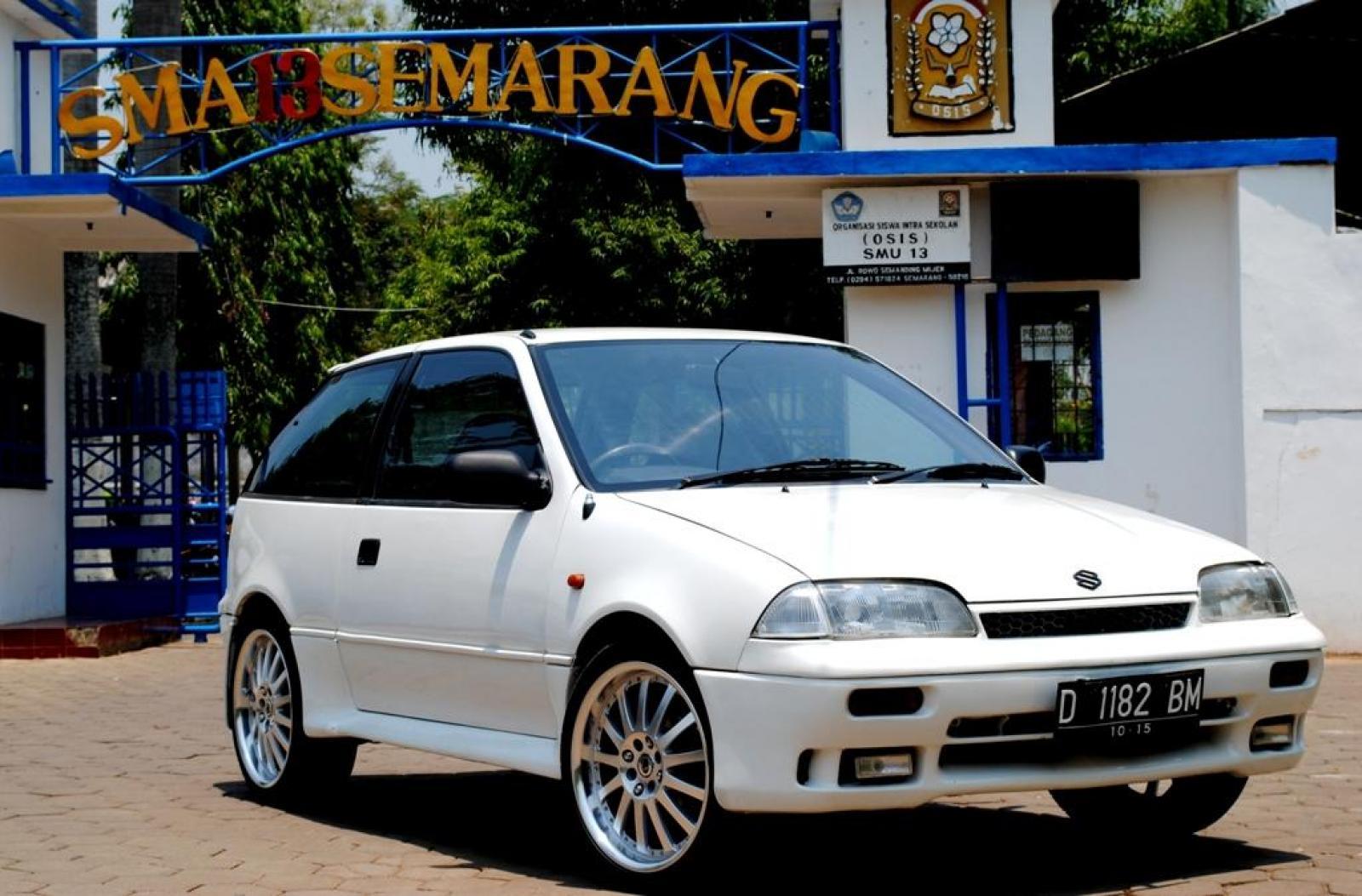 1990 Suzuki Swift - Information and photos - Zomb Drive