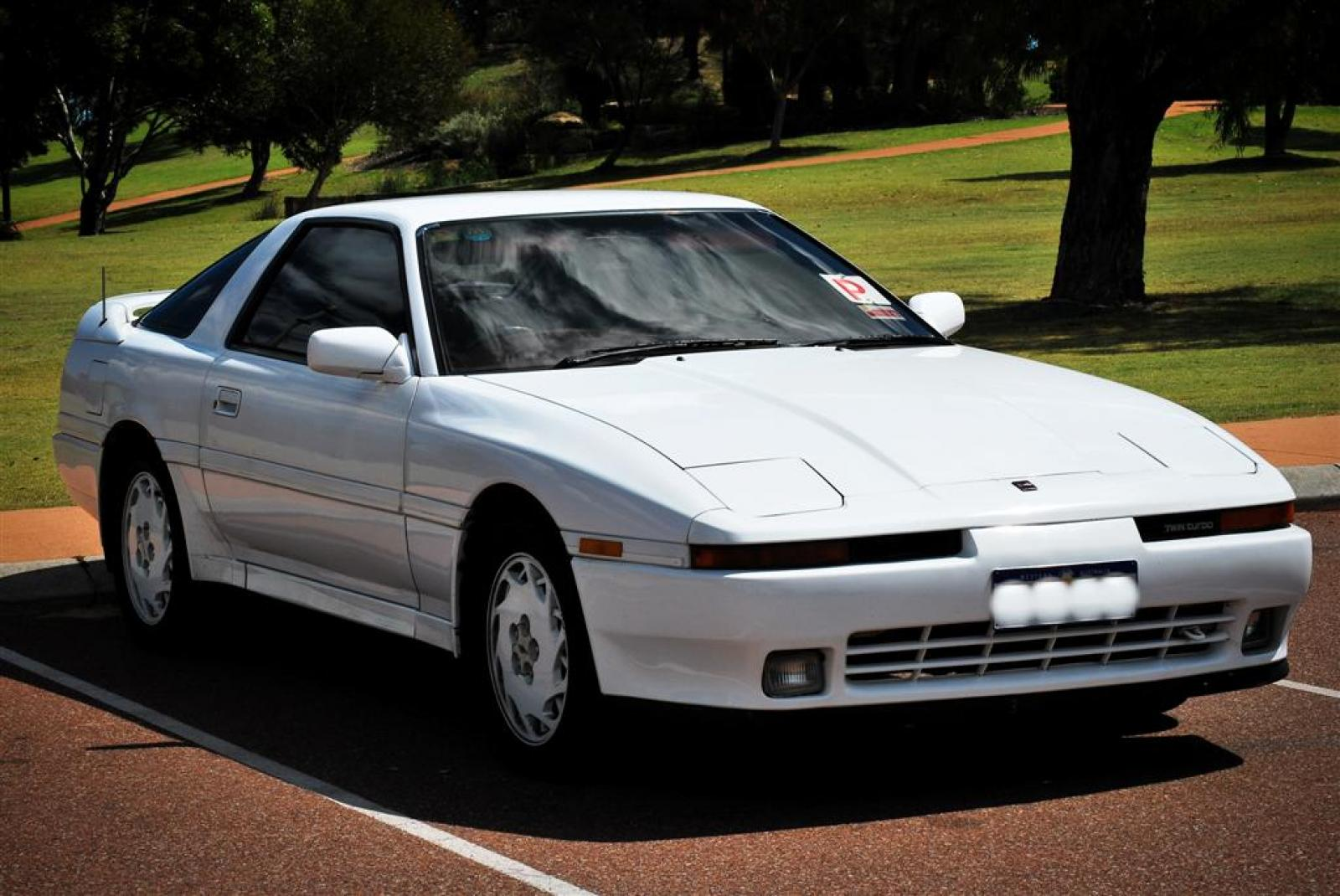 1990 Toyota Supra - Information and photos - ZombieDrive