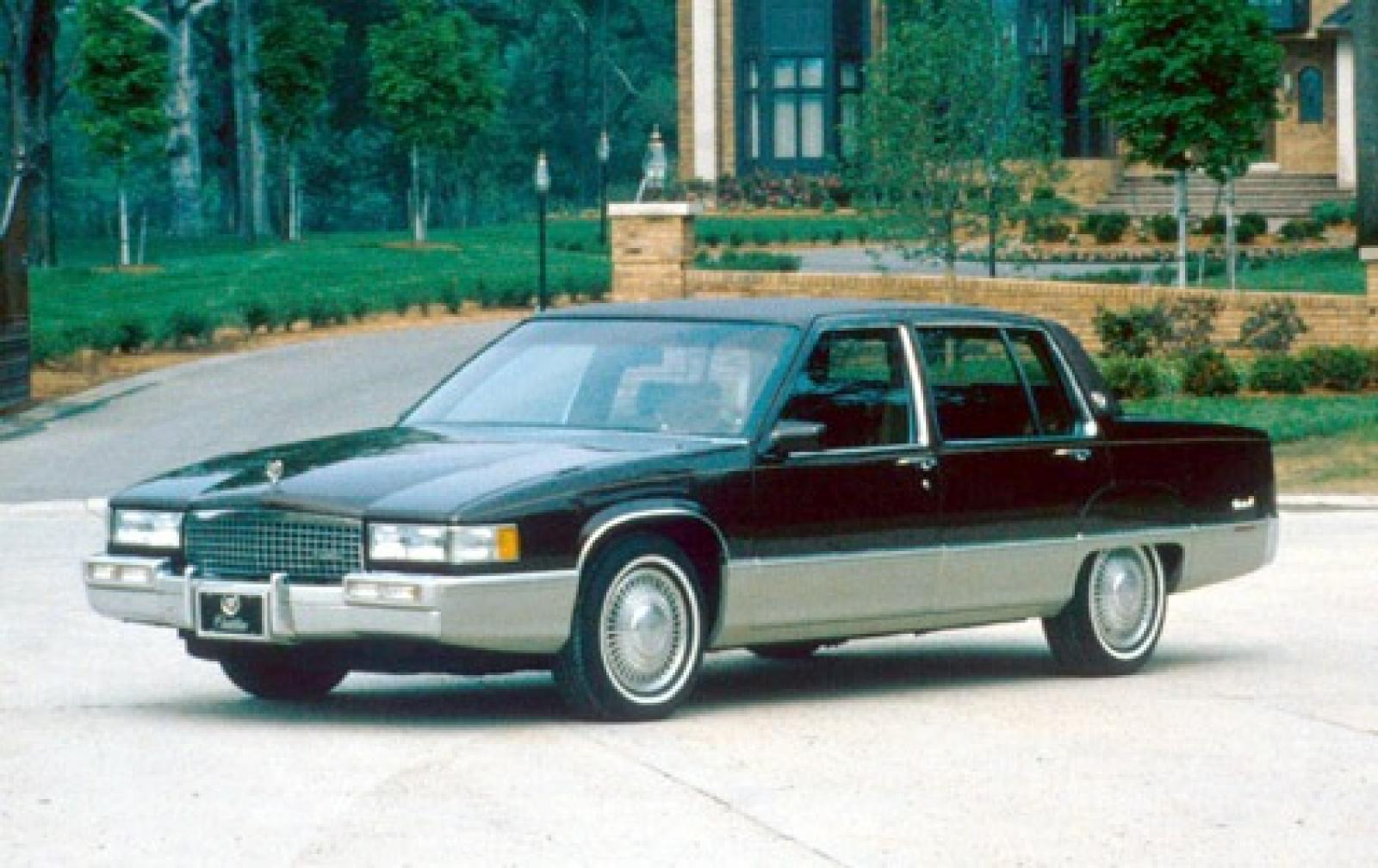 1990 cadillac fleetwood information and photos zombiedrive. Cars Review. Best American Auto & Cars Review