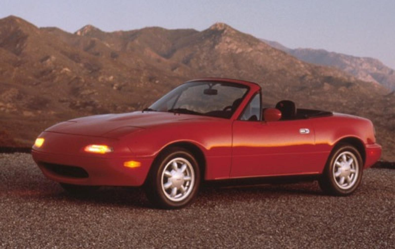 1990 mazda mx 5 miata information and photos zombiedrive. Black Bedroom Furniture Sets. Home Design Ideas