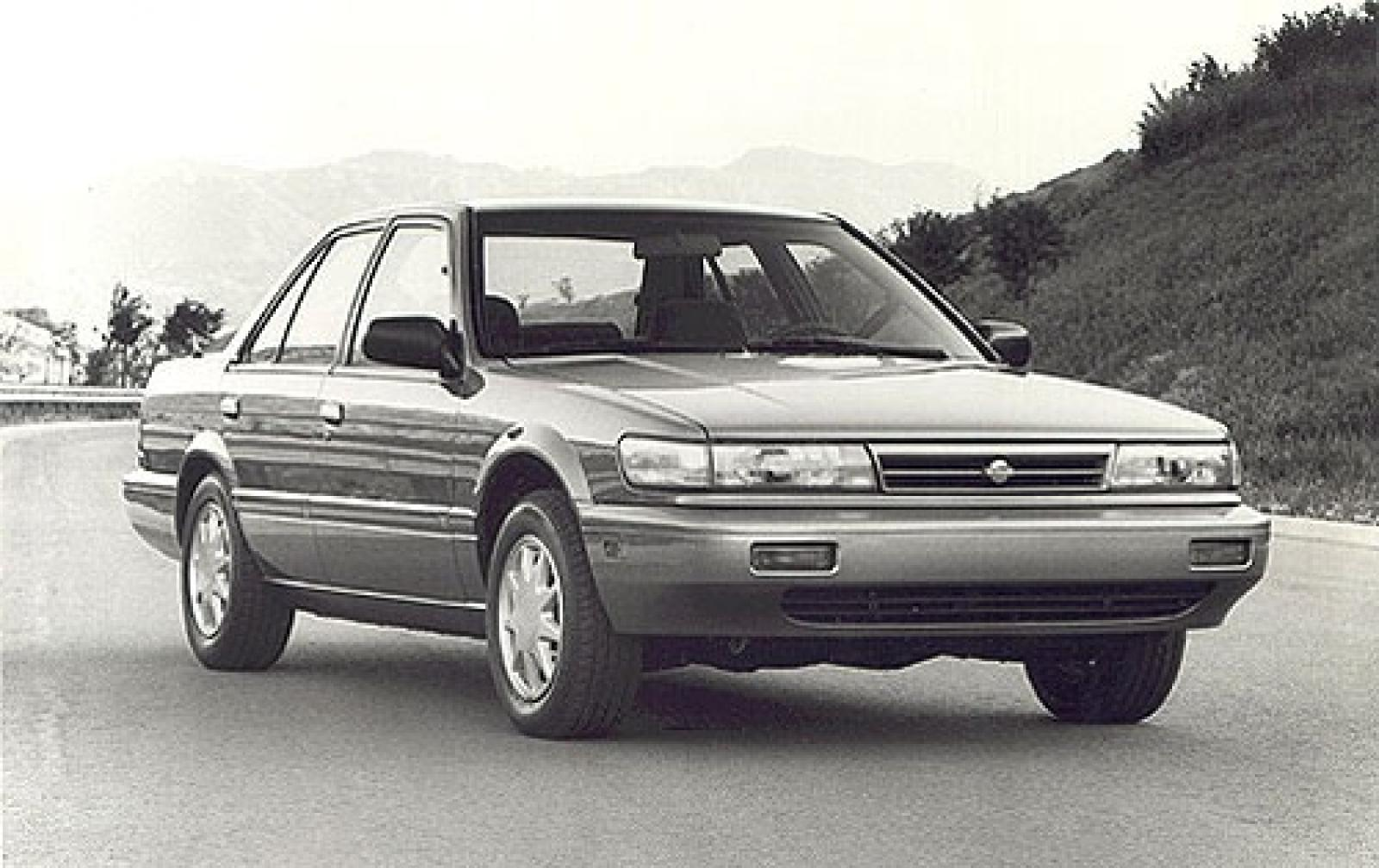 1990 Nissan Stanza - Information And Photos