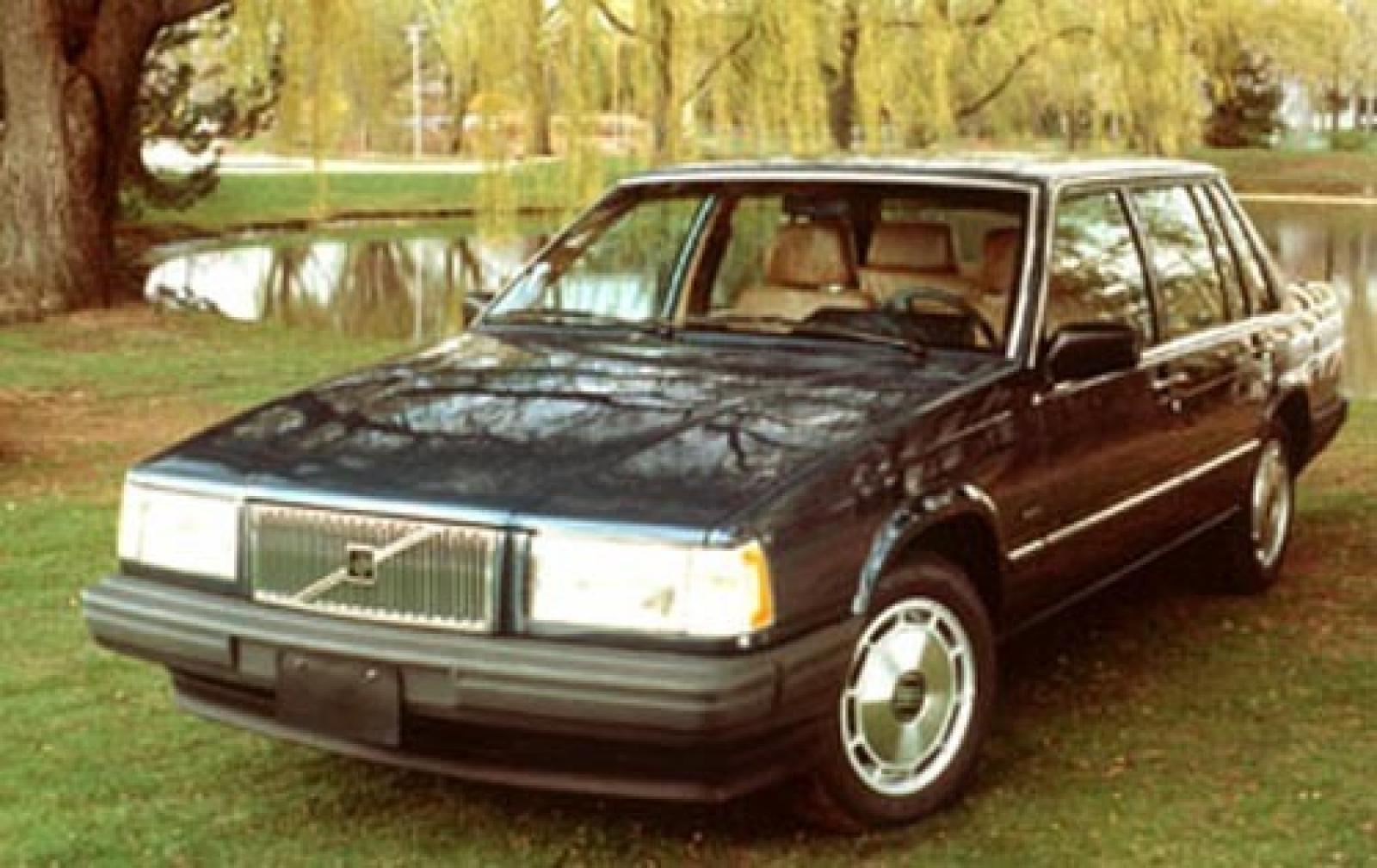 1991 Volvo 740 - Information and photos - Zomb Drive