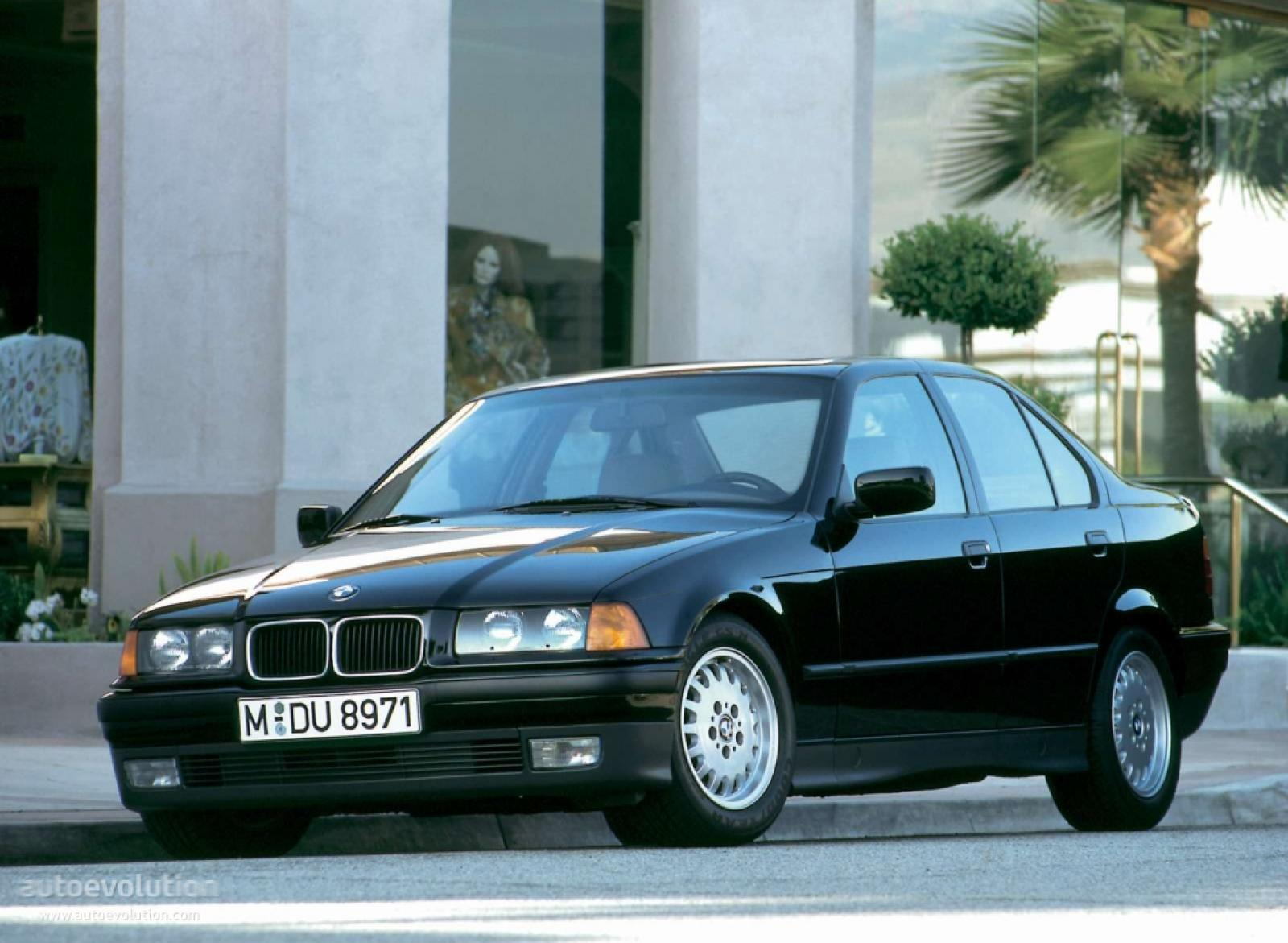 1991 Bmw 3 Series Information And Photos Zombiedrive Engine Diagram Of 1994 318 800 1024 1280 1600 Origin