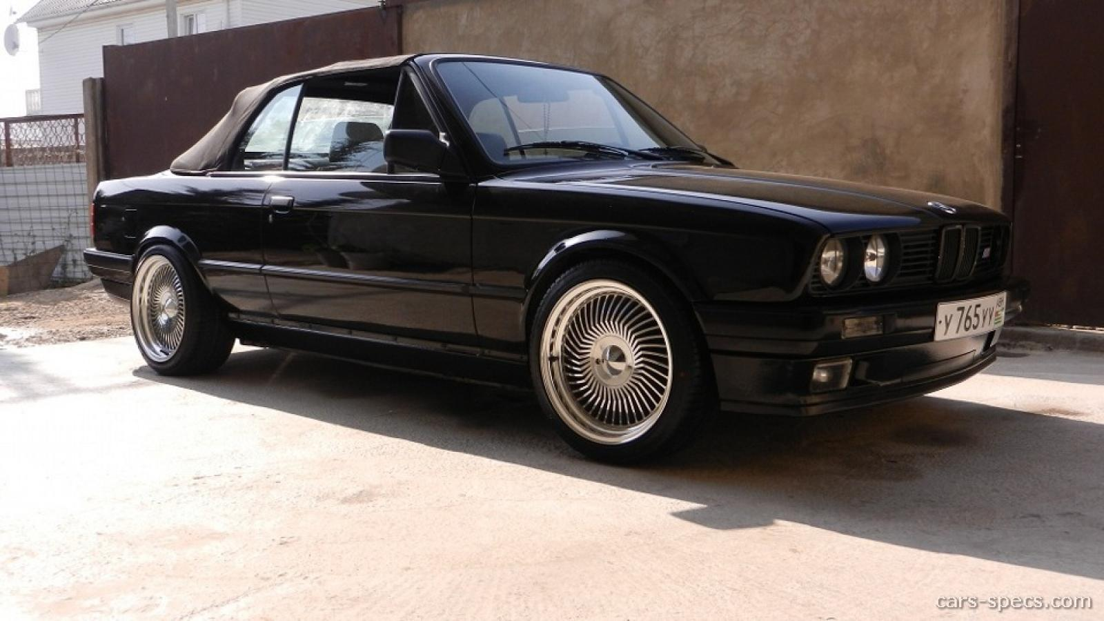 1991 bmw 3 series information and photos zombiedrive. Black Bedroom Furniture Sets. Home Design Ideas