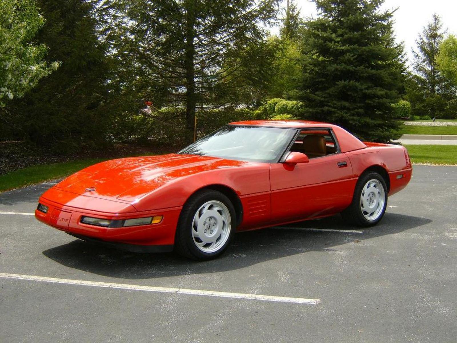 1991 Chevrolet Corvette - Information and photos - Zomb Drive