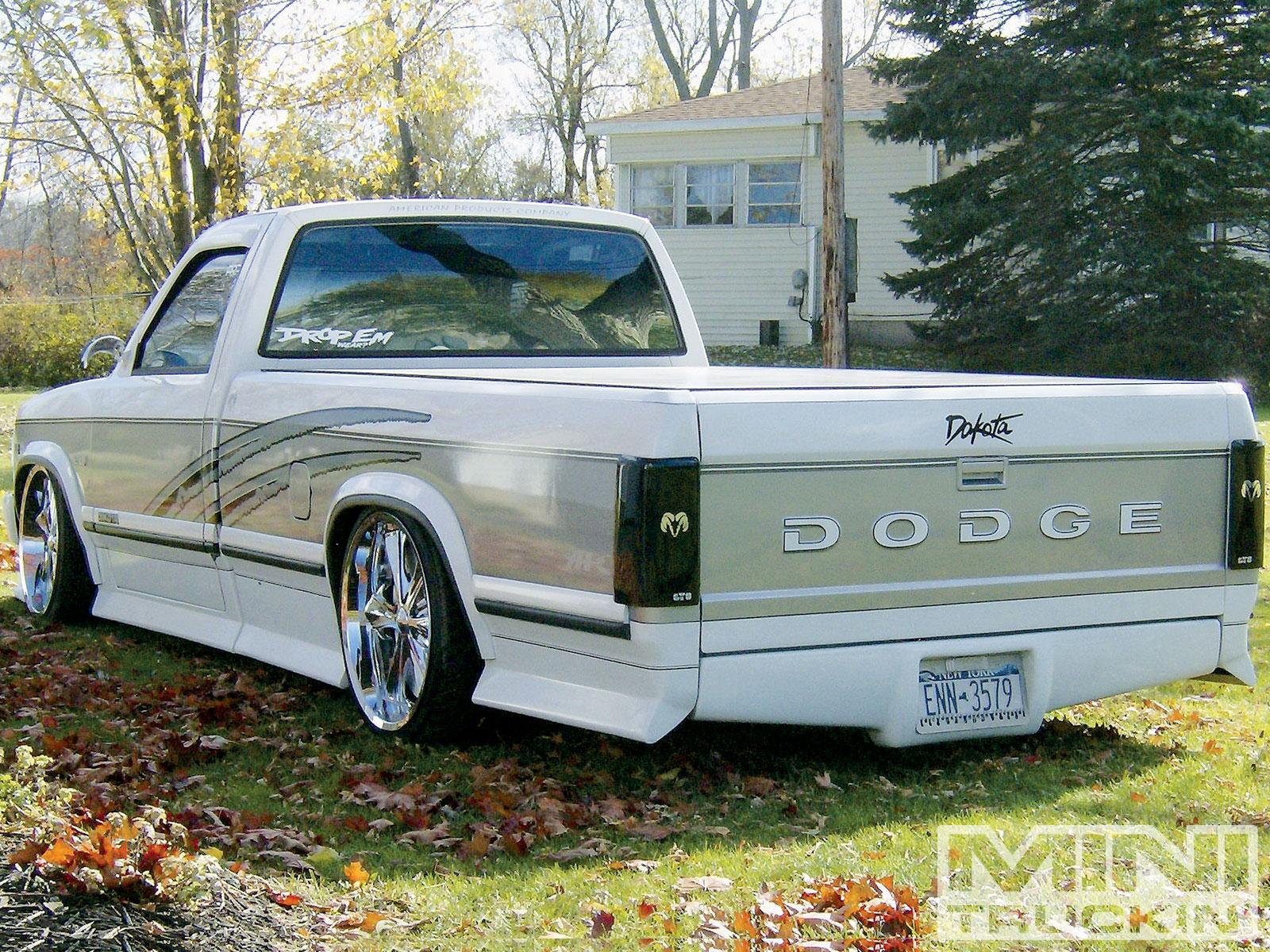Dodge Dakota on 1991 Dodge Dakota Sport