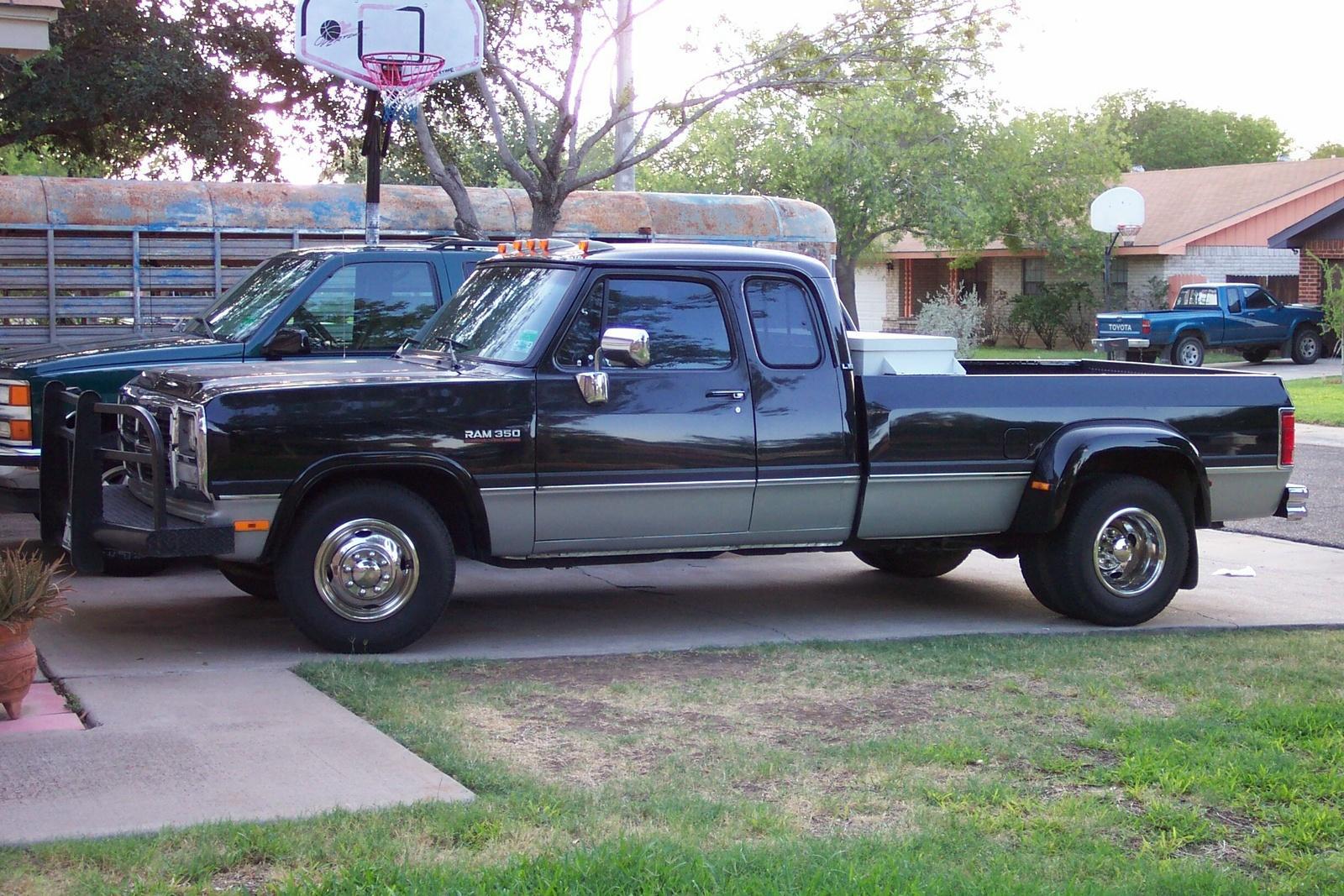1991 Dodge RAM 350 #9 Dodge RAM 350 #9 800 1024 1280 1600 origin ...