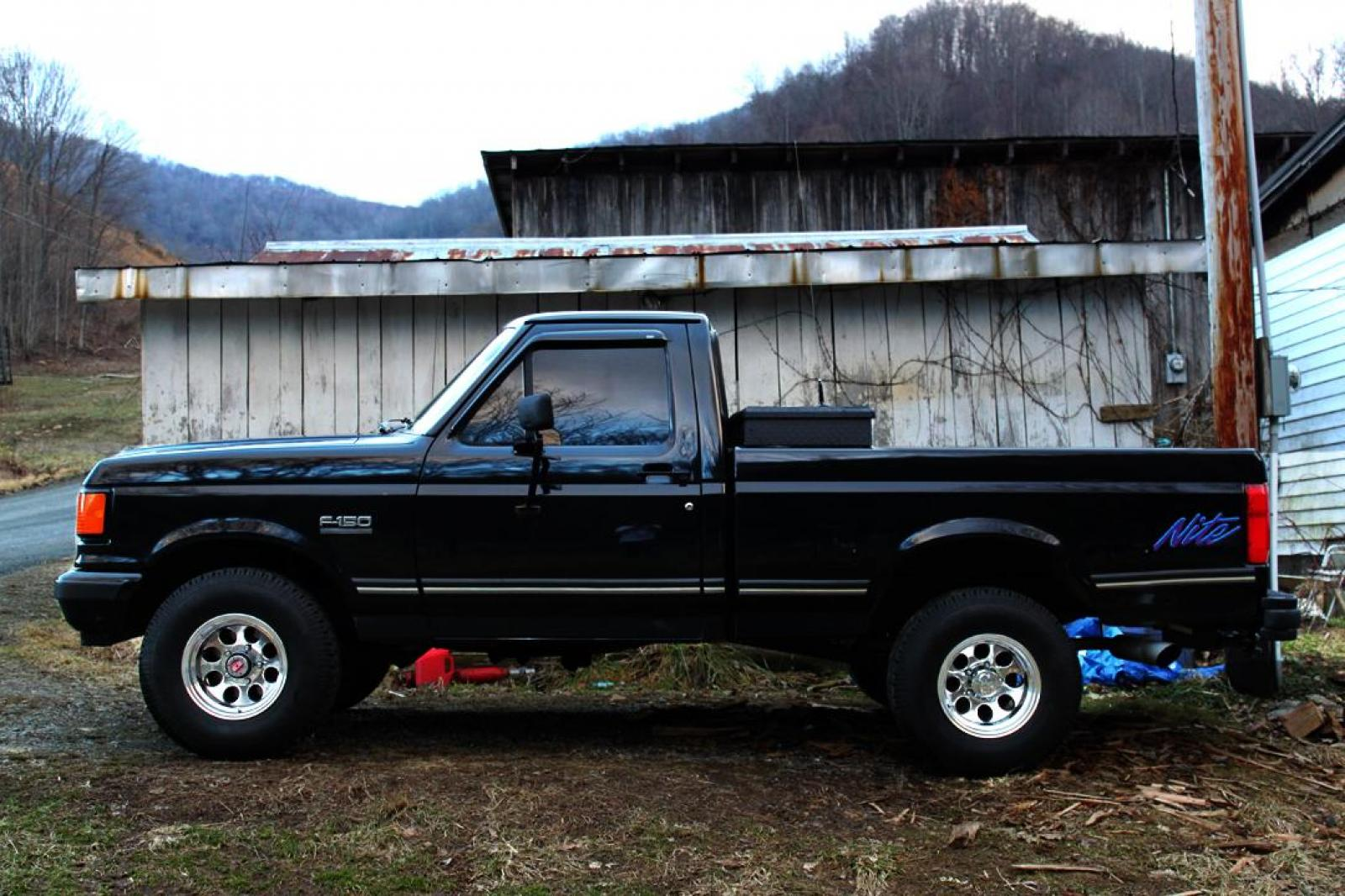 1991 Ford F 150 Information And Photos Zombiedrive Xlt Lariat 800 1024 1280 1600 Origin