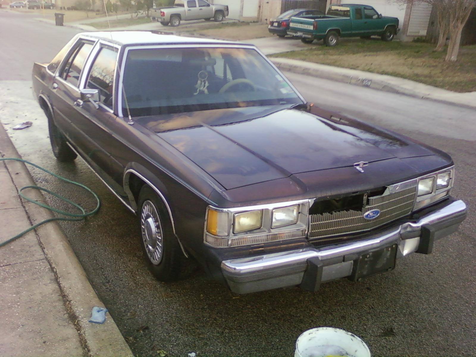 1991 Ford Ltd Crown Victoria Information And Photos Zombiedrive 1980 Coupe 800 1024 1280 1600 Origin