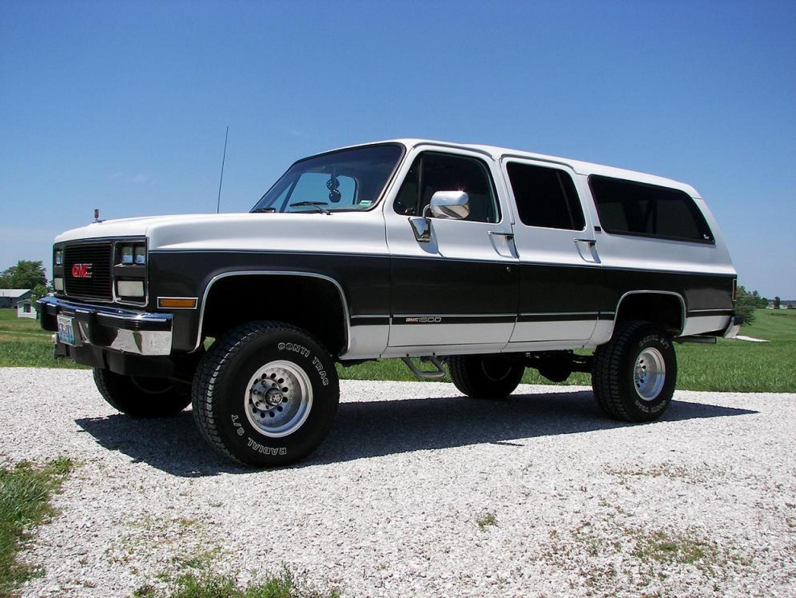 1991 Gmc Suburban Truck Yukon Wiring1991 1600px Image 10 Rh Zombdrive Com 1500