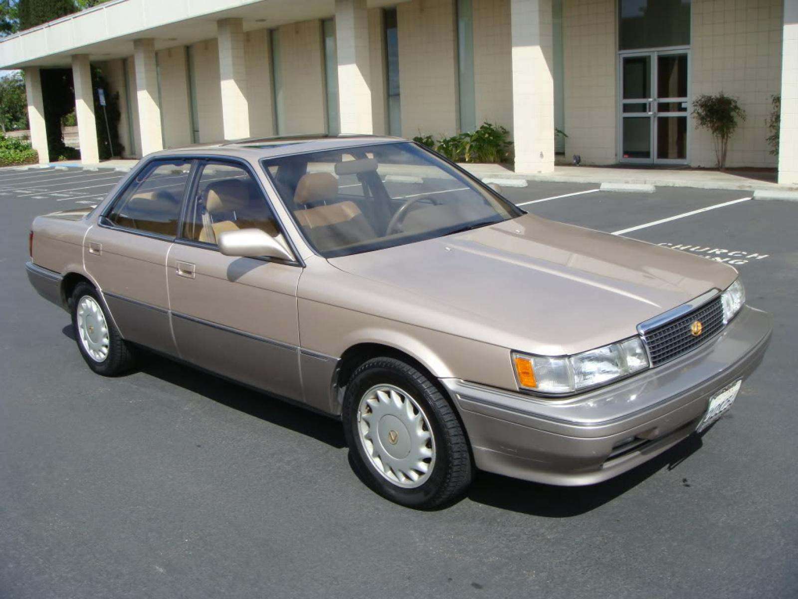 1991 Lexus ES 250 - Information and photos - ZombieDrive