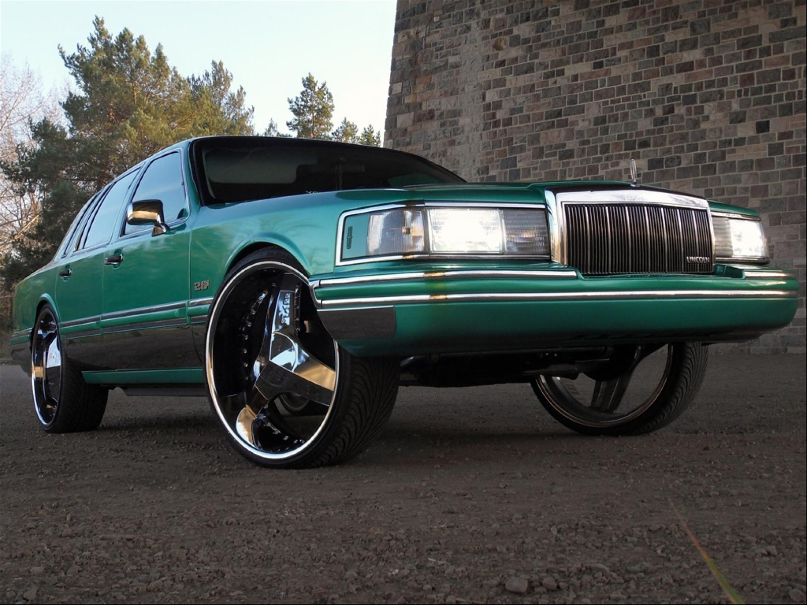 1994 Lincoln Town Car 26s Www Topsimages Com