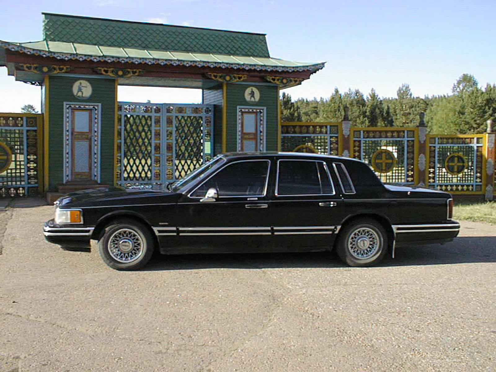 1991 Lincoln Town Car 6 800 1024 1280 1600 Origin
