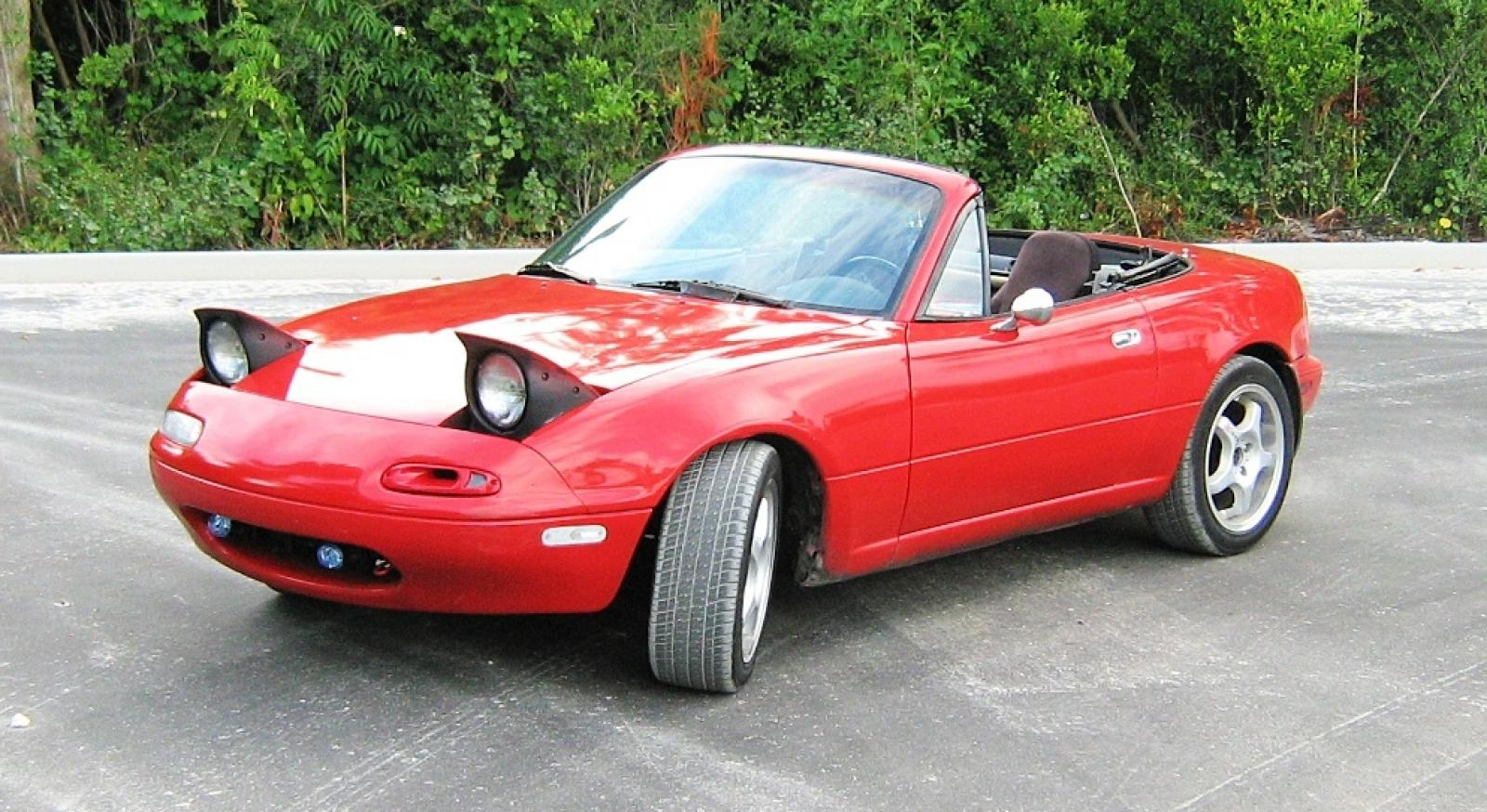 1991 mazda mx 5 miata information and photos zombiedrive. Black Bedroom Furniture Sets. Home Design Ideas