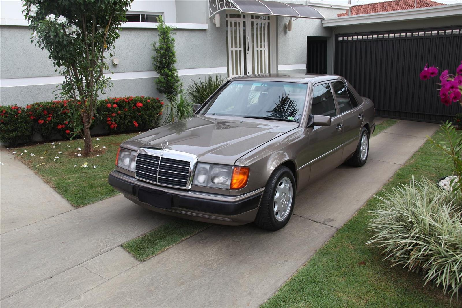 1991 mercedes benz 300 class information and photos for 1991 mercedes benz