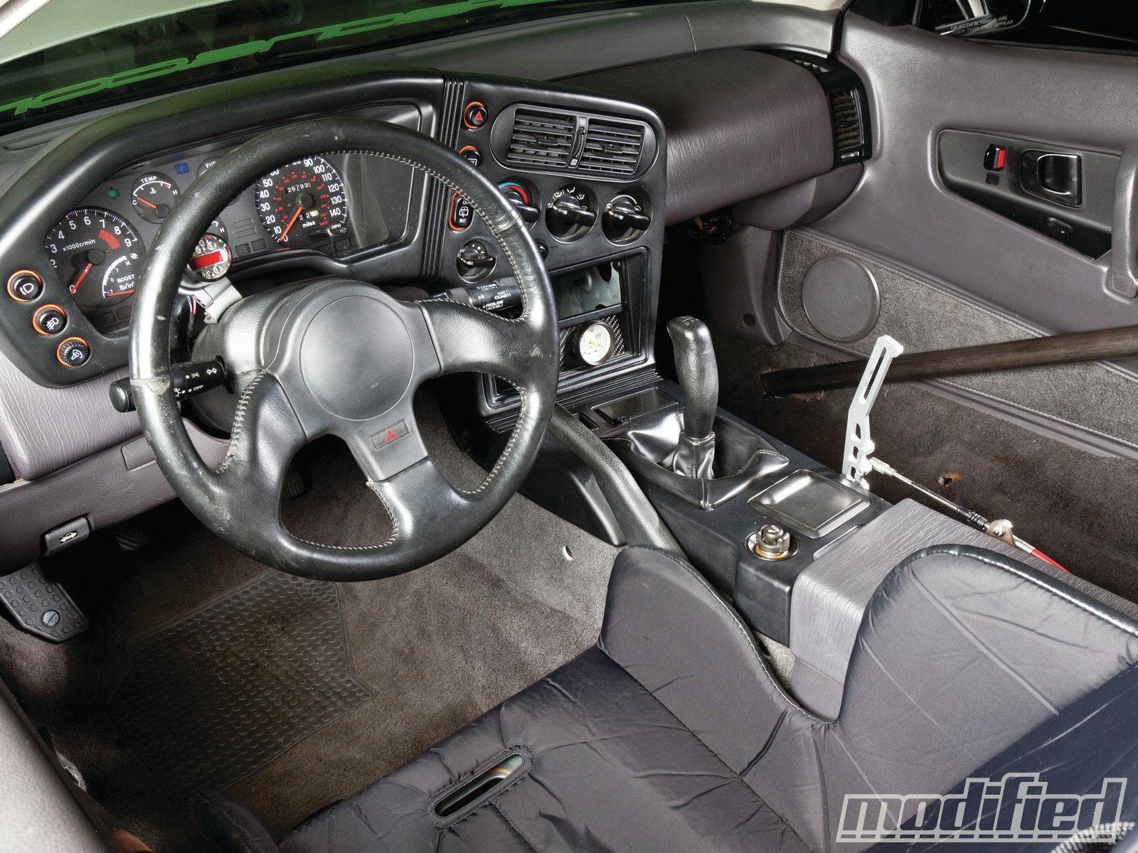 1991 Mitsubishi Eclipse - Information and photos - Zomb Drive