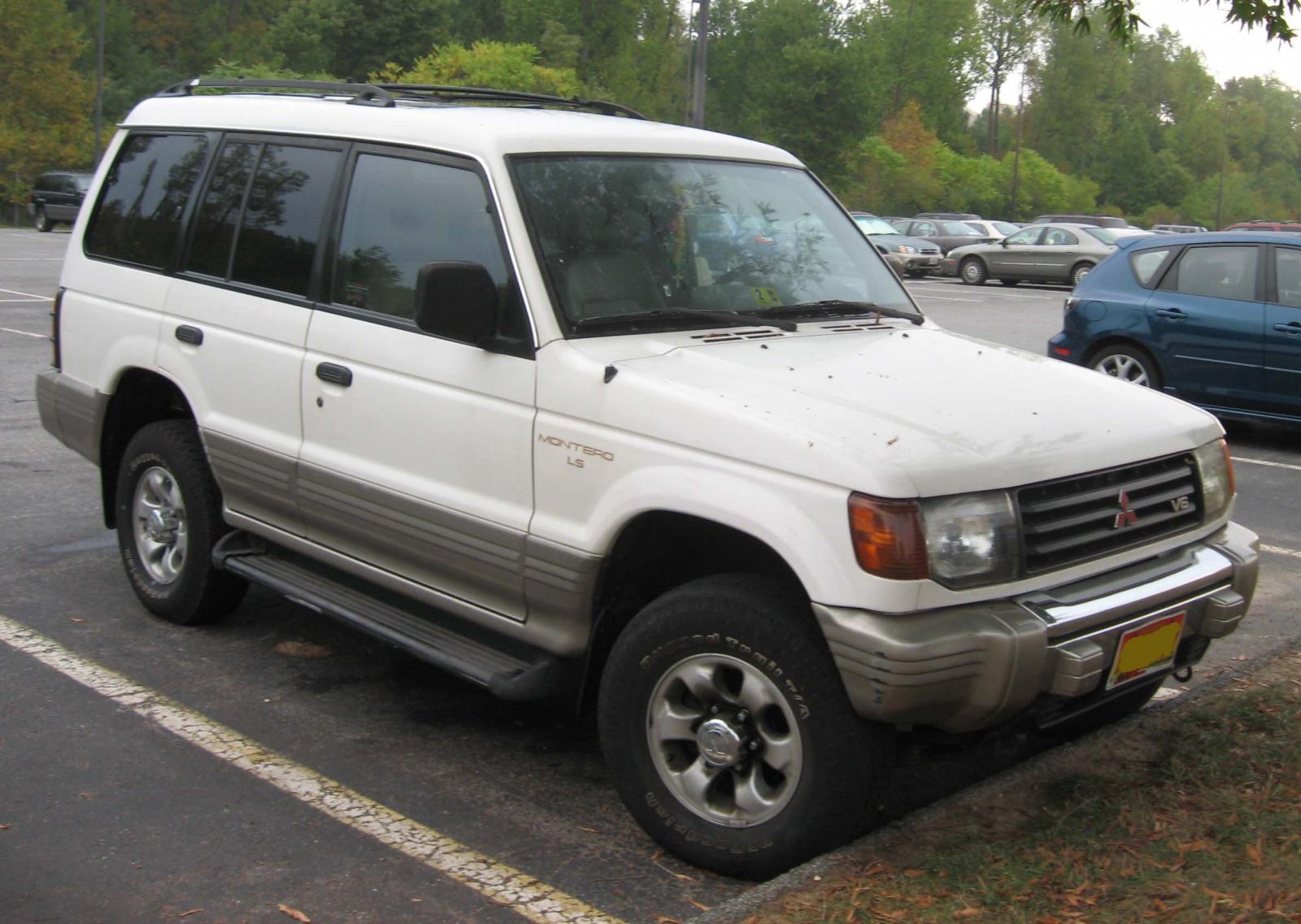 800 1024 1280 1600 origin 1991 Mitsubishi Montero ...