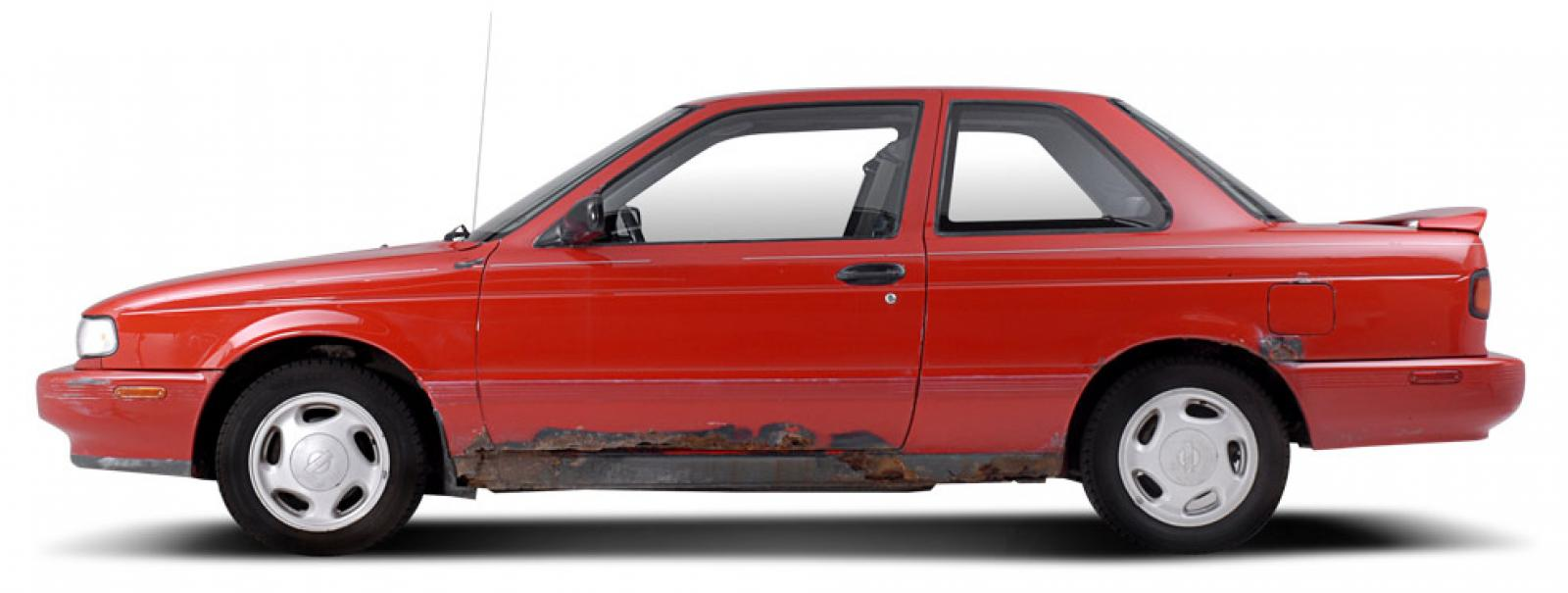 1991 Nissan Sentra Information And Photos Zombiedrive