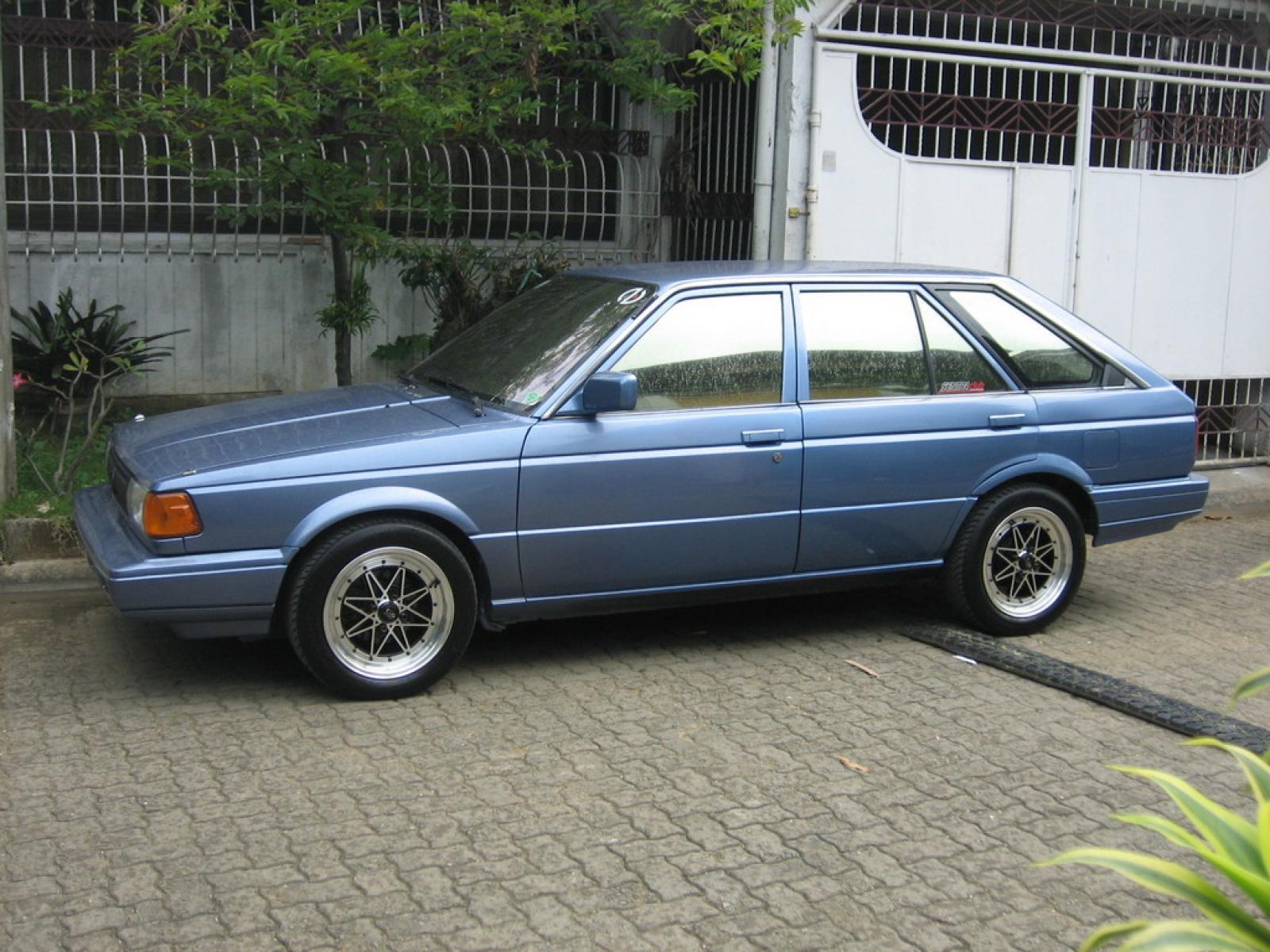 800 1024 1280 1600 origin 1991 Nissan Sentra ...