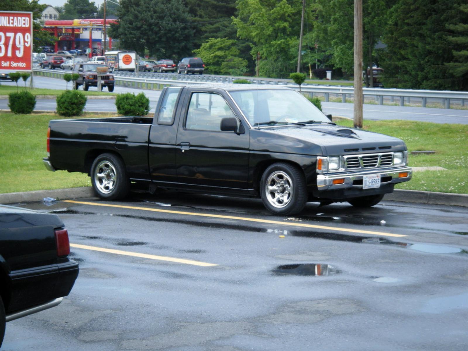 800 1024 1280 1600 Origin 1991 Nissan Truck