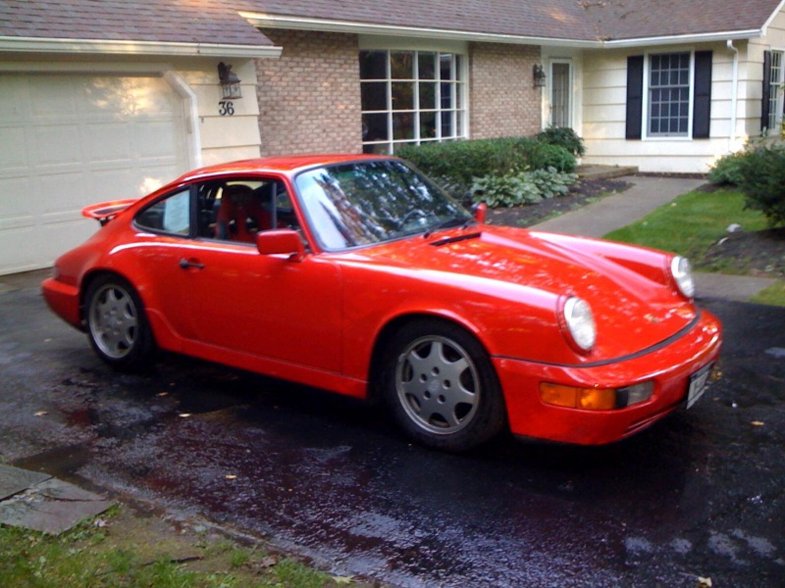 1991 Porsche 911 - Information and photos - ZombieDrive