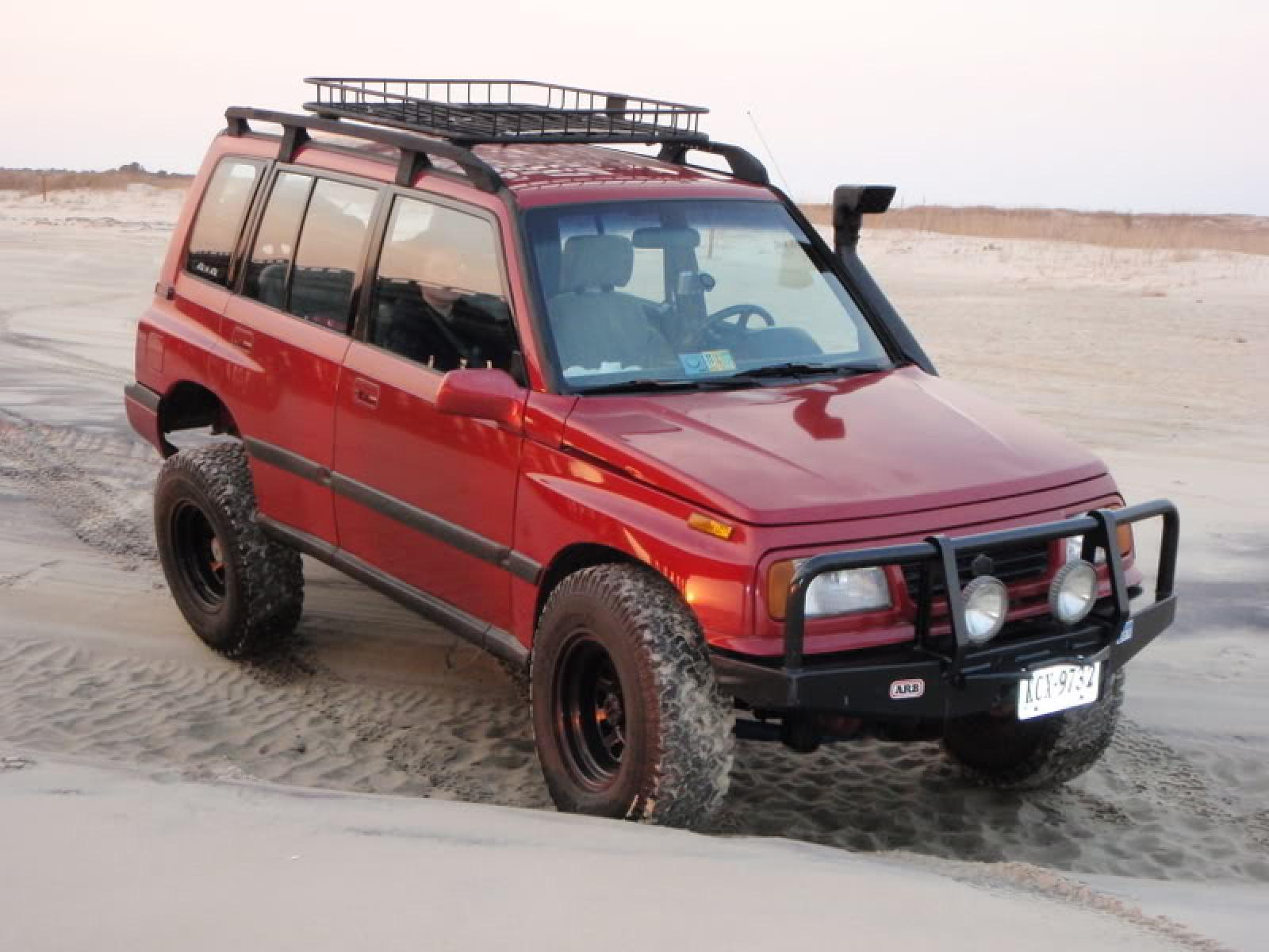 1991 Suzuki Sidekick - Information and photos - ZombieDrive