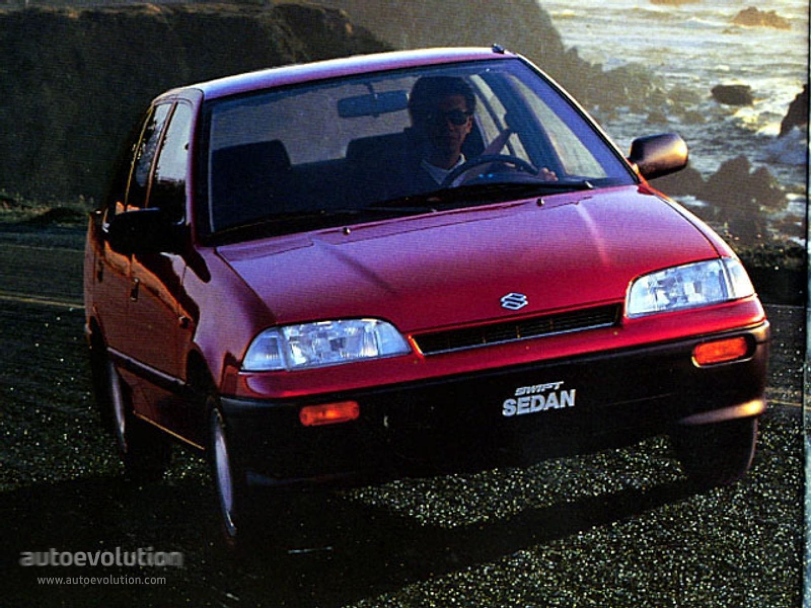 1991 Suzuki Swift 1