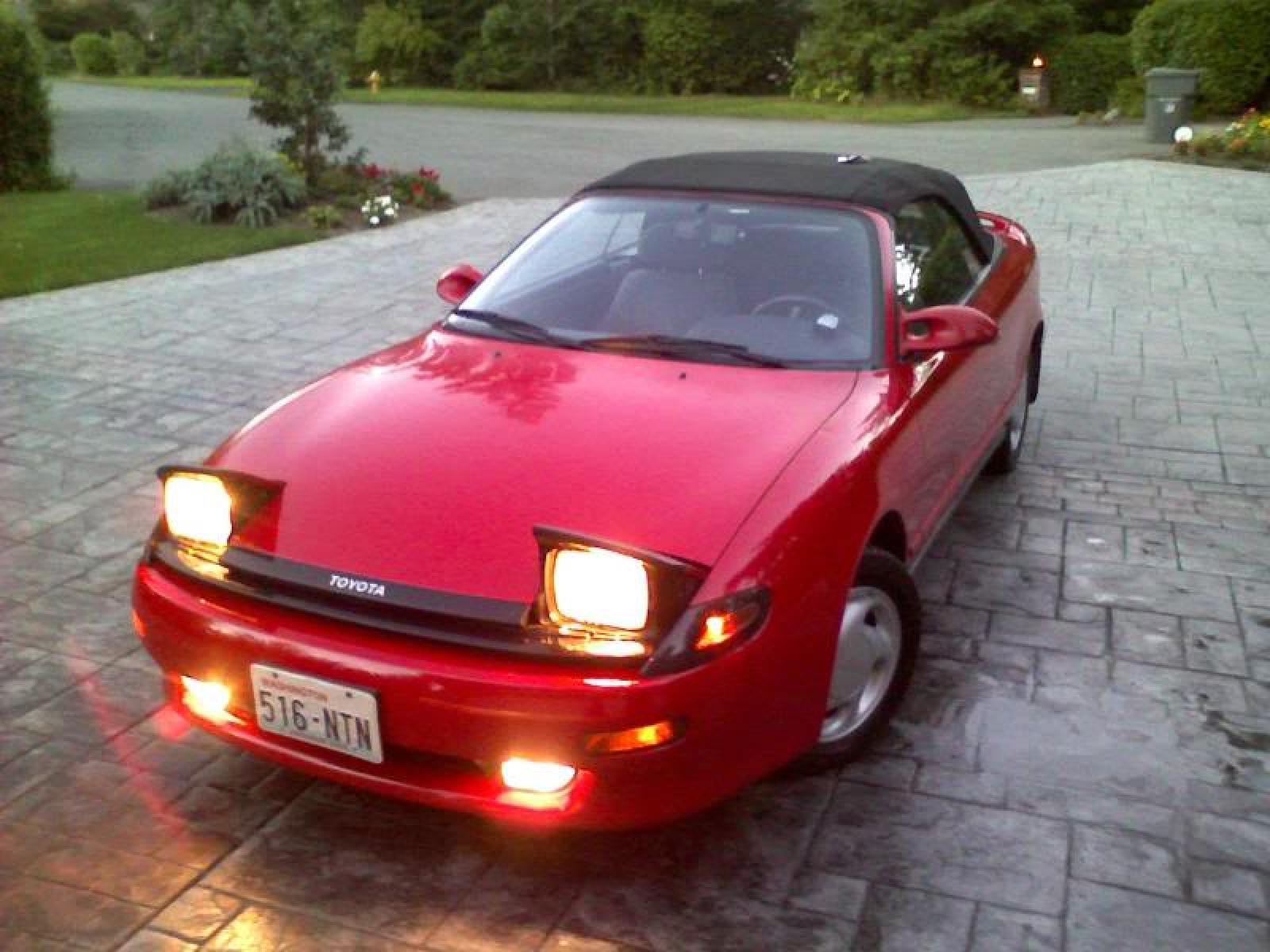 800 1024 1280 1600 origin 1991 Toyota Celica ...