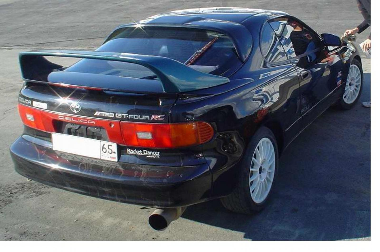 1991 Toyota Celica #8 Toyota Celica #8 800 1024 1280 1600 origin ...