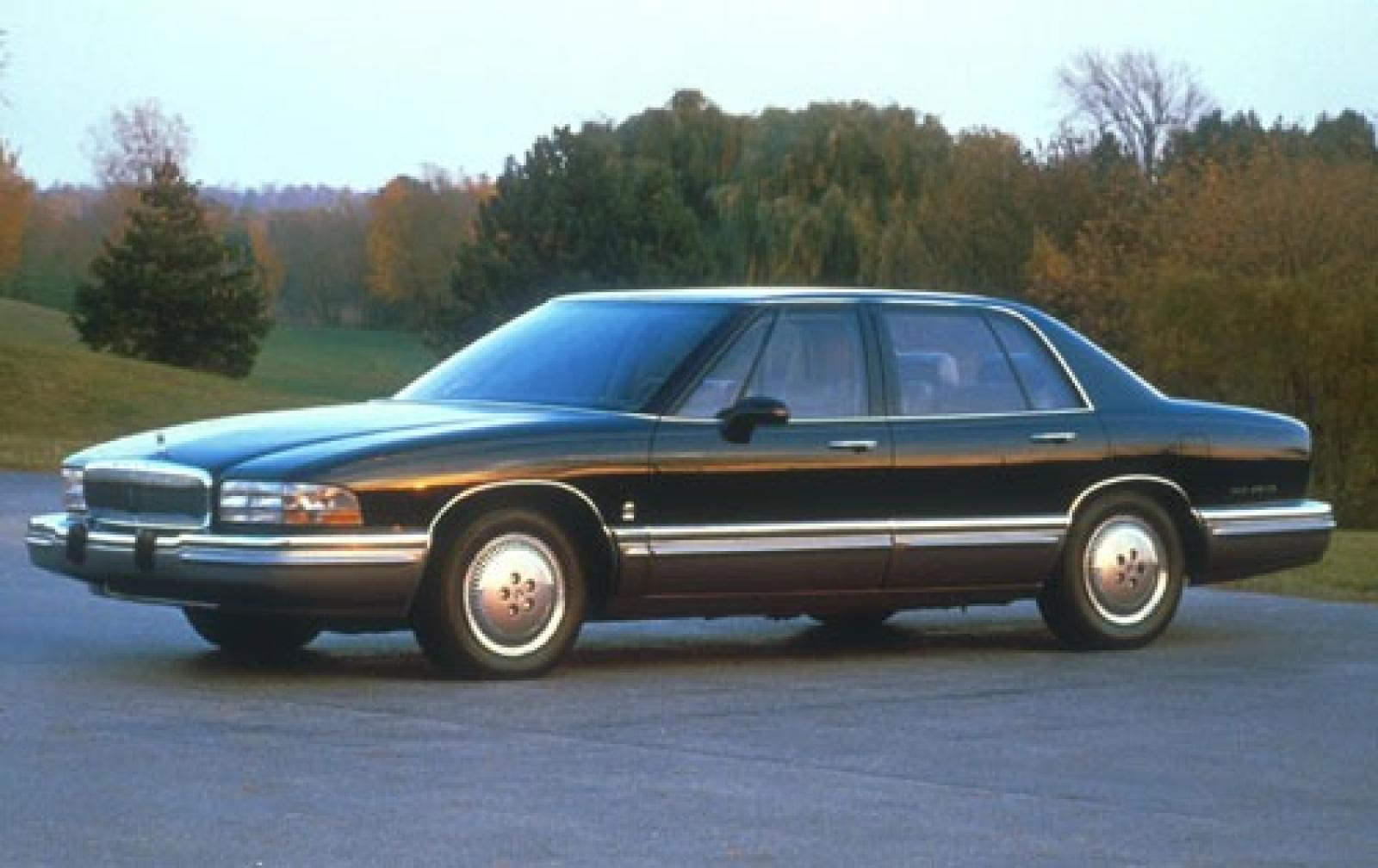 1993 Buick Park Avenue Information And Photos Zombiedrive