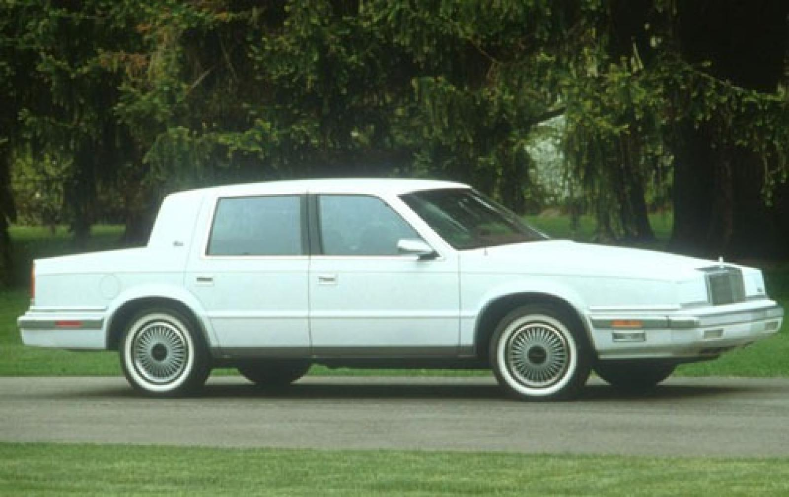 1990 chrysler new yorker information and photos for 1993 chrysler new yorker salon