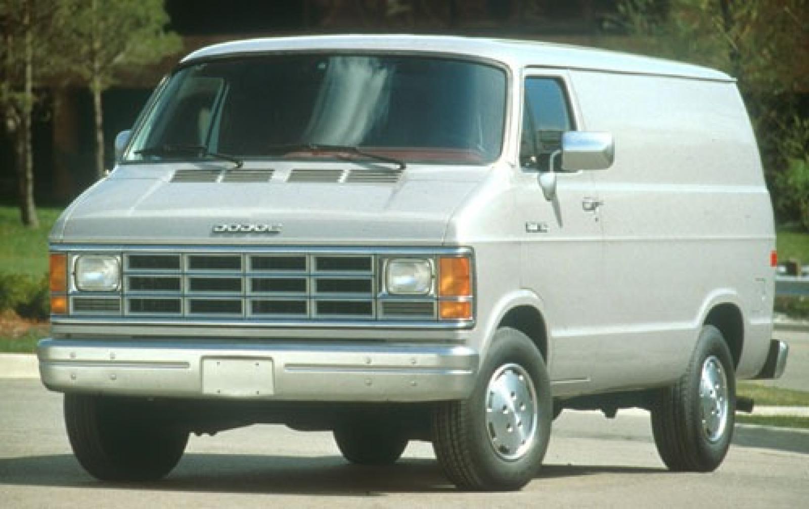 1988 dodge b150 van