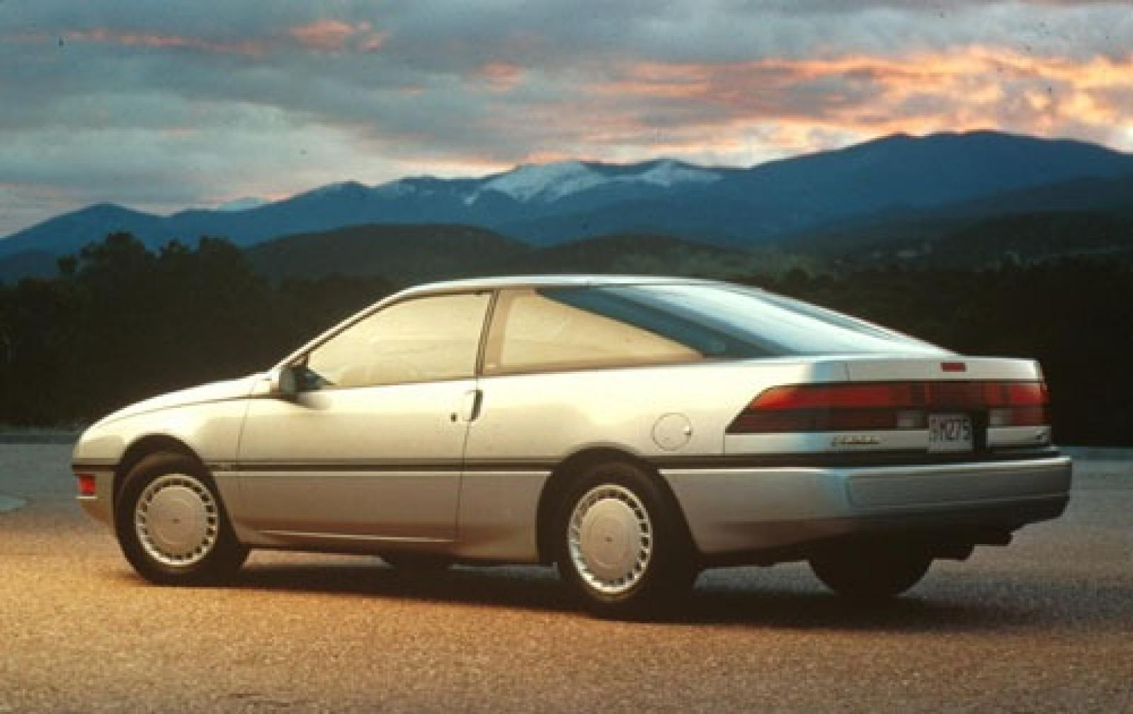1990 Ford Probe Information And Photos Zombiedrive
