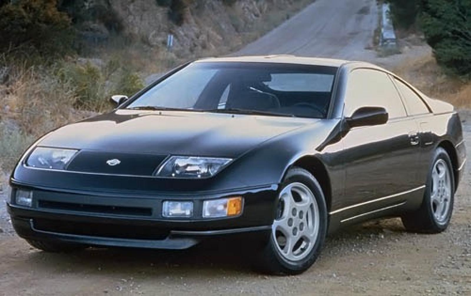1995 nissan 300zx information and photos zombiedrive. Black Bedroom Furniture Sets. Home Design Ideas