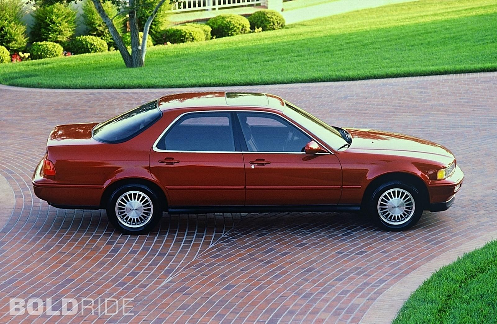 1992 Acura Legend 5