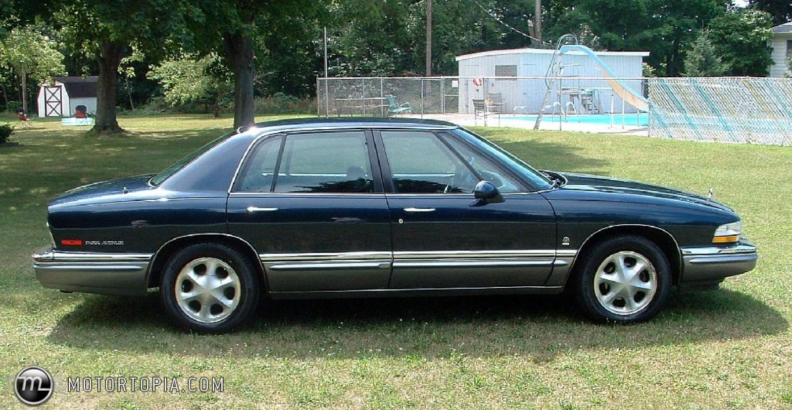 1992 Buick Park Avenue Information And Photos Zombiedrive 92 Century Wiring Diagram 800 1024 1280 1600 Origin