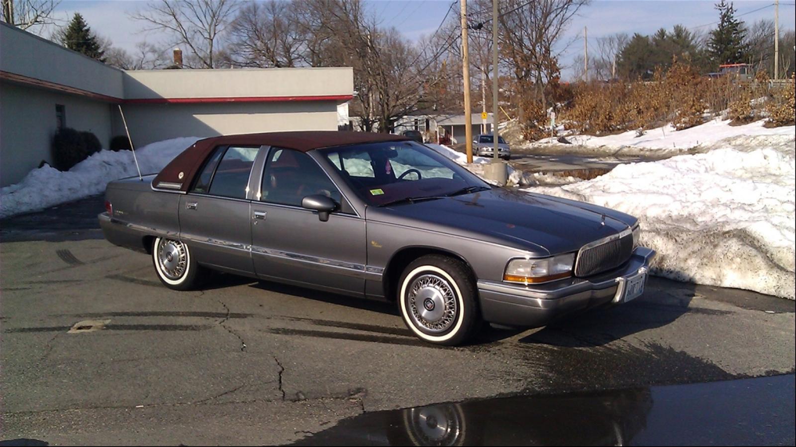 1992 Buick Roadmaster >> 1992 Buick Roadmaster 1600px Image 4