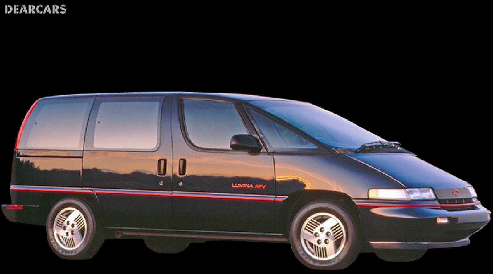 Chevrolet Lumina Minivan on 1992 Chevy Lumina