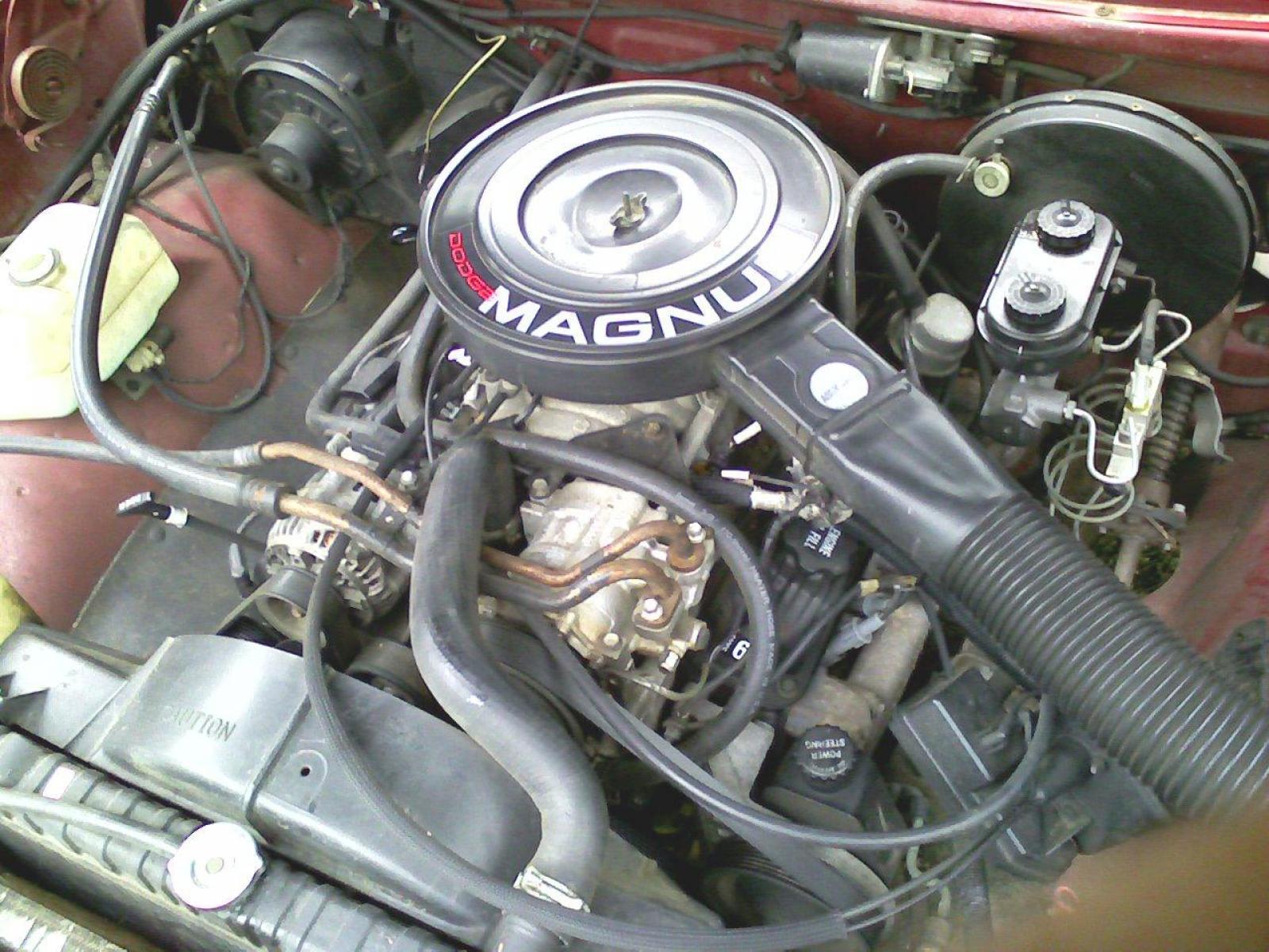 1992 Dodge Ram 150 Information And Photos Zombiedrive 1990 Spirit Wiring Diagram 800 1024 1280 1600 Origin