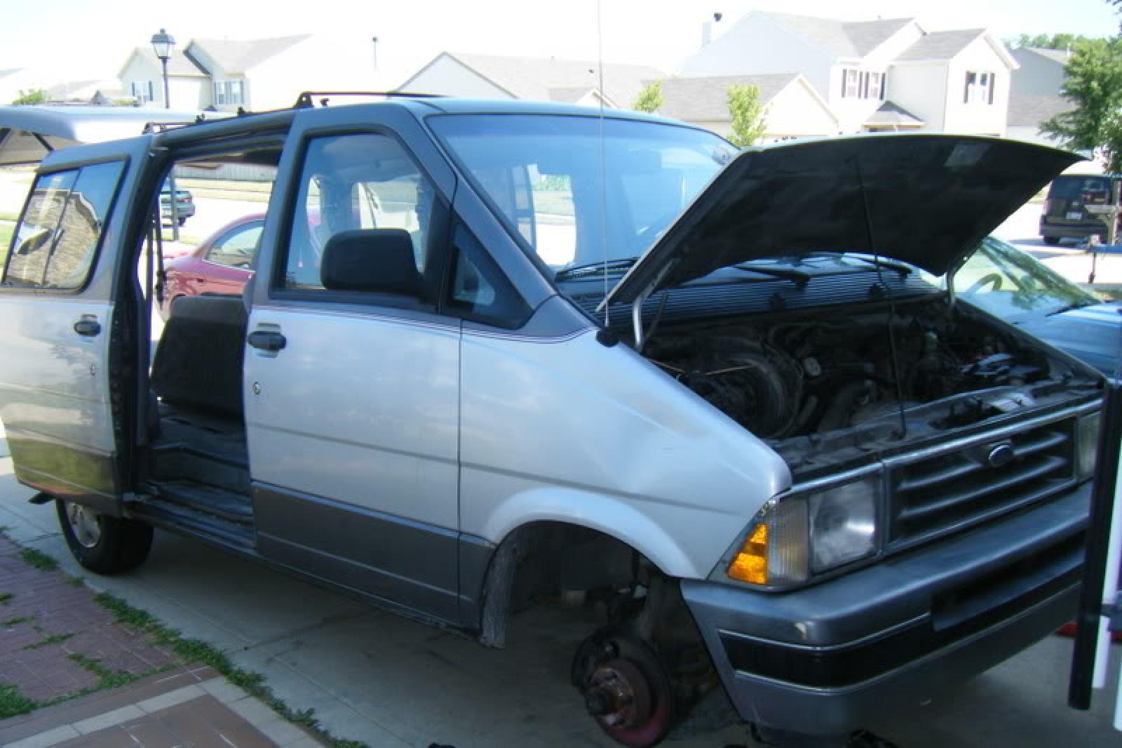 800 1024 1280 1600 Origin 1992 Ford Aerostar