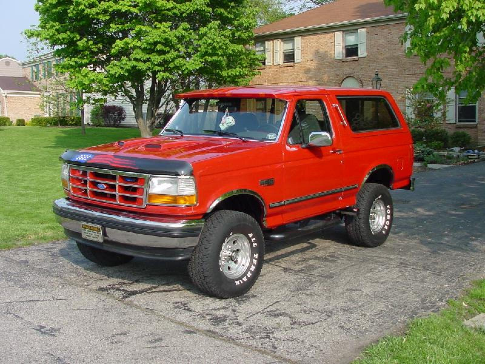 1992 ford bronco 6
