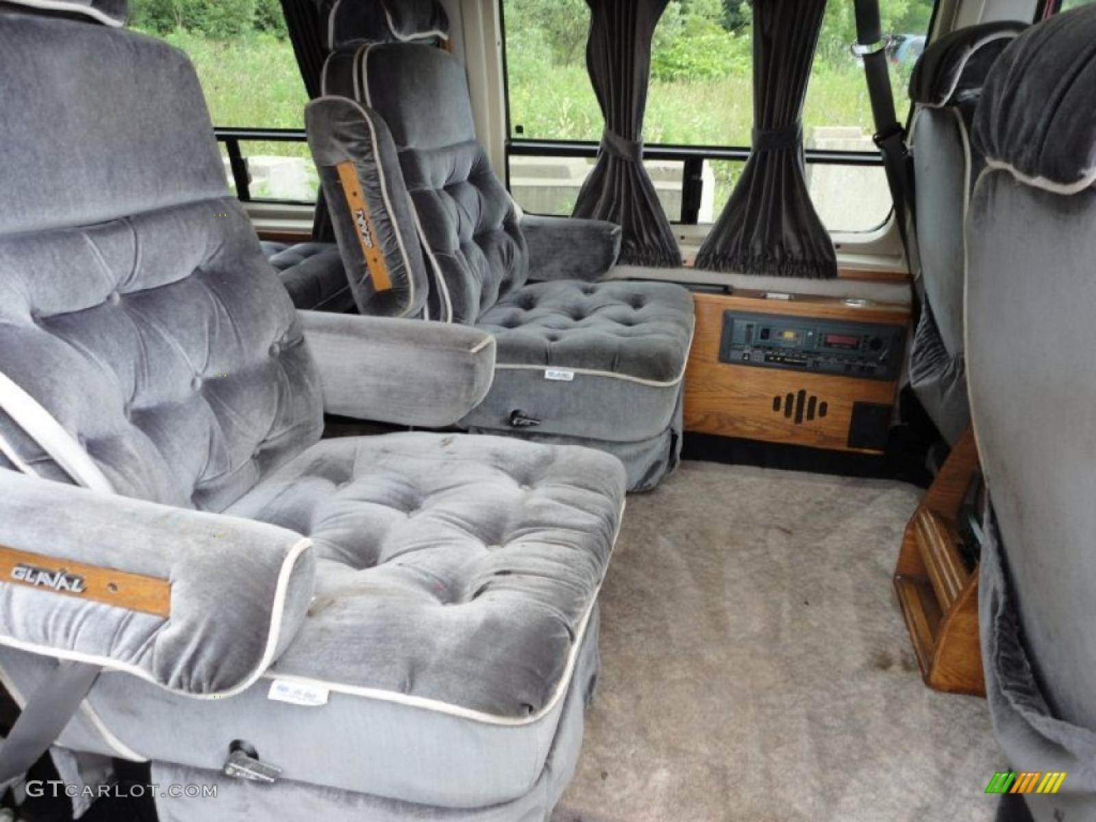 Ford Van Interior Conversion Kits