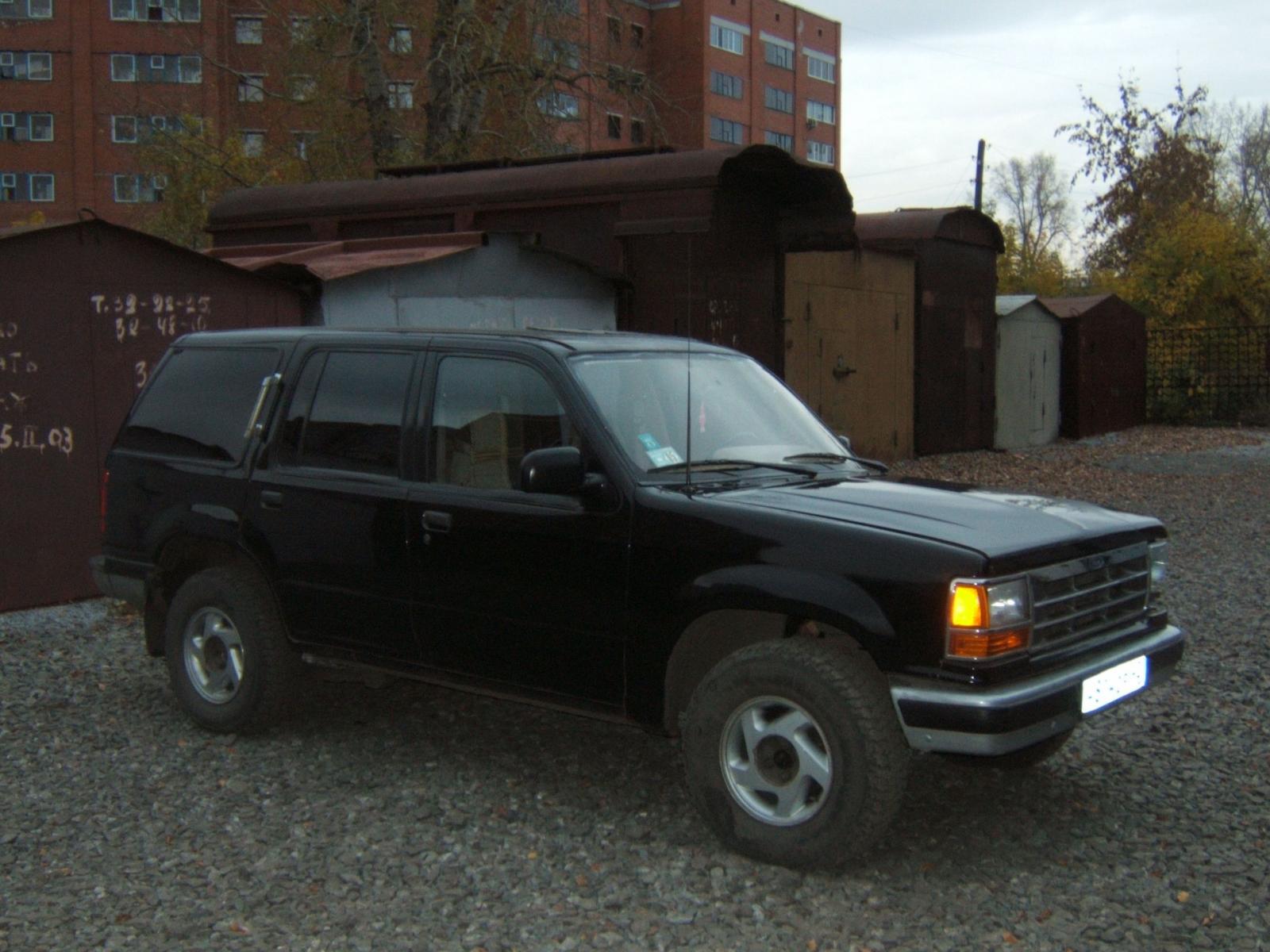 1992 ford explorer 4