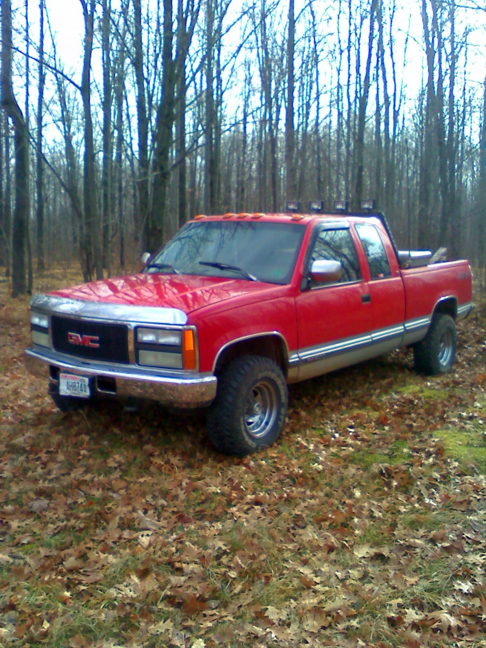 1992 Gmc Sierra 2500 Information And Photos Zombiedrive