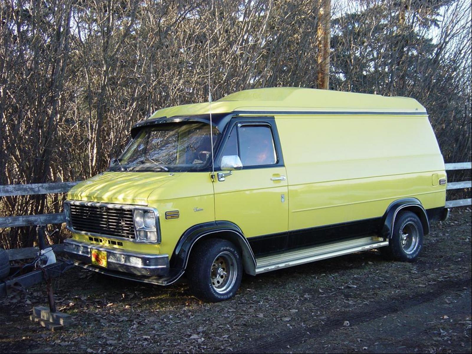 1980 gmc van