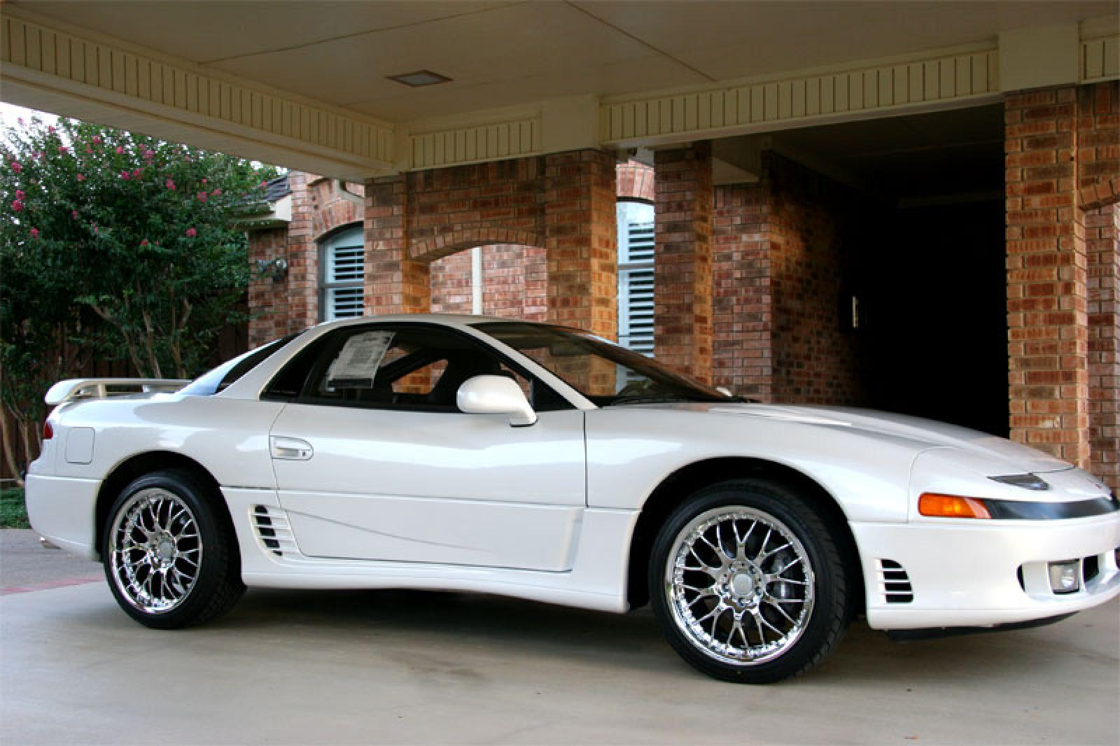 1992 Mitsubishi 3000gt Information And Photos Zomb Drive