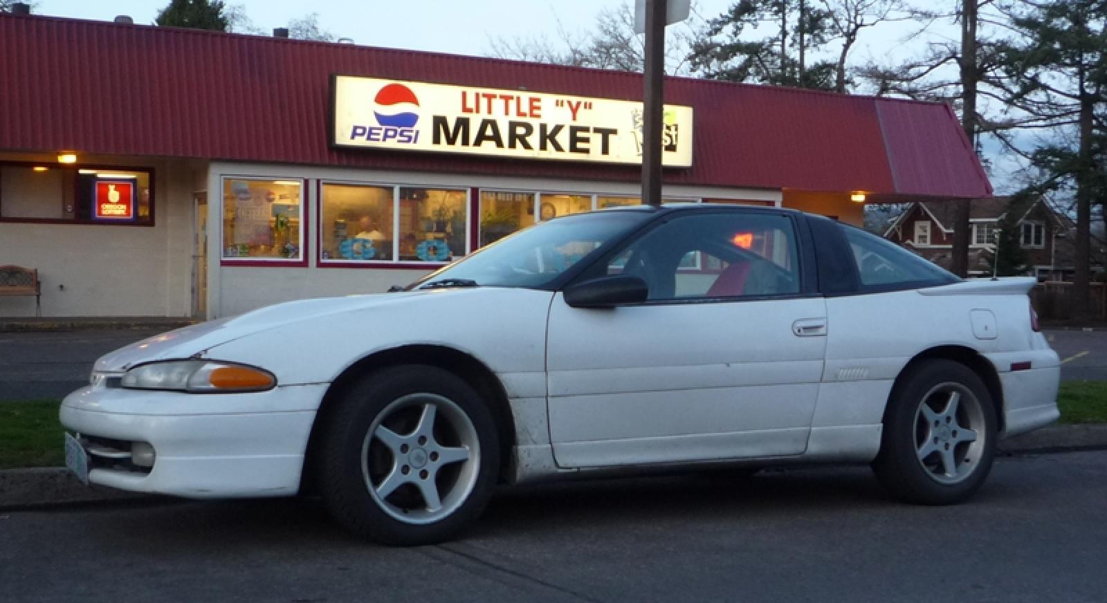 800 1024 1280 1600 Origin 1992 Mitsubishi Eclipse