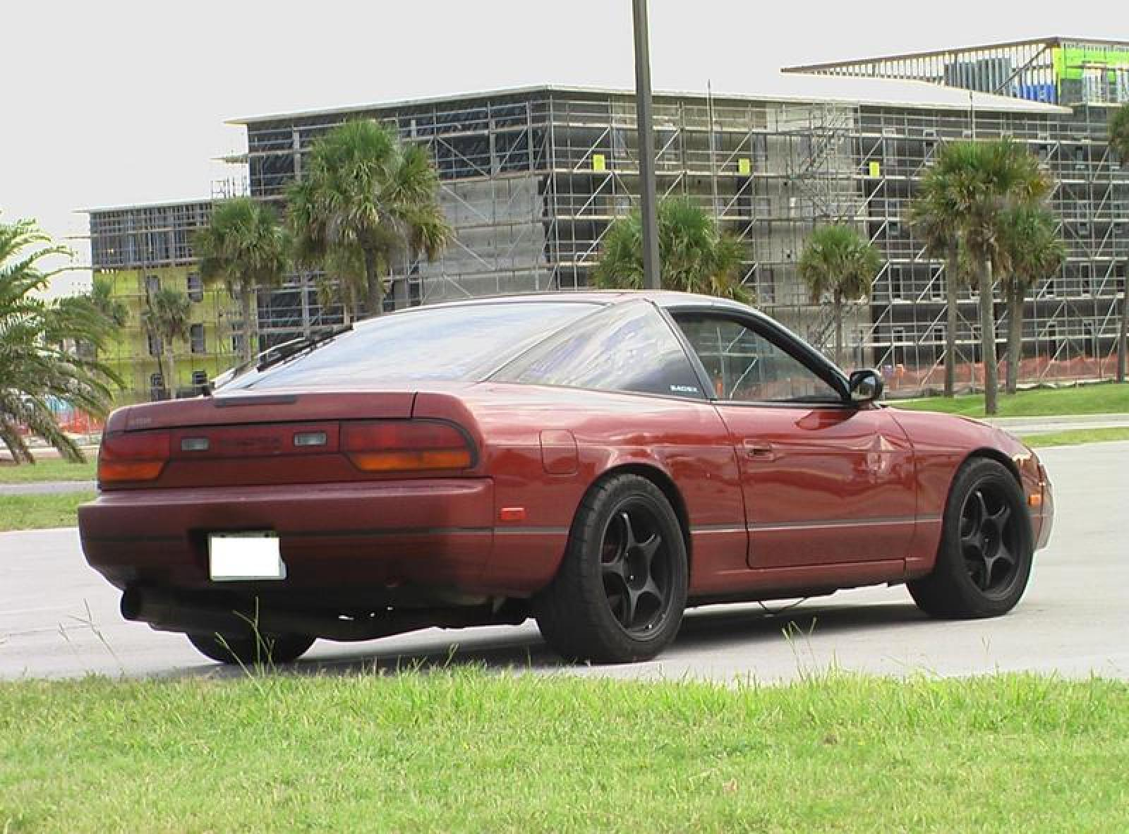 1992 nissan 240sx information and photos zombiedrive rh zombdrive com nissan 240sx manual nissan 240sx manual swap