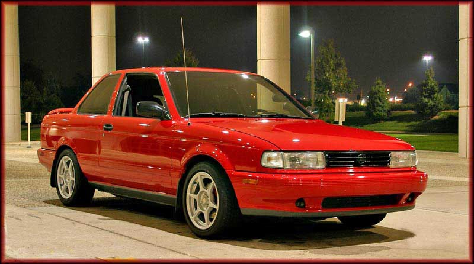 1992 Nissan Sentra - Information and photos - Zomb Drive