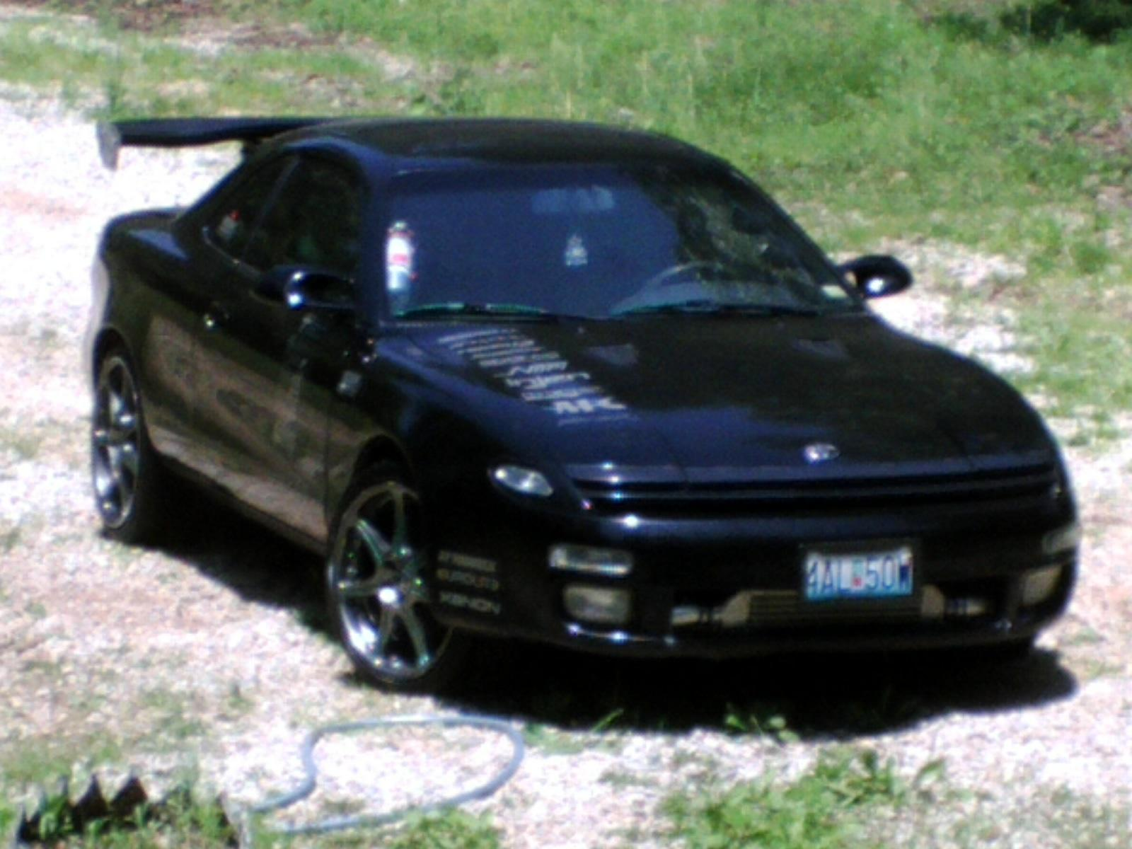 1992 toyota celica information and photos zombiedrive. Black Bedroom Furniture Sets. Home Design Ideas